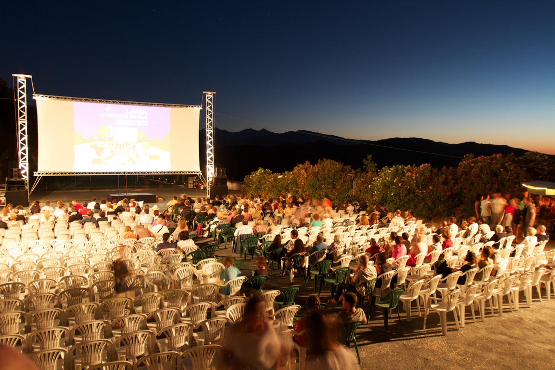 Festival du Film de Lama in Corsica 2020 - Best Time