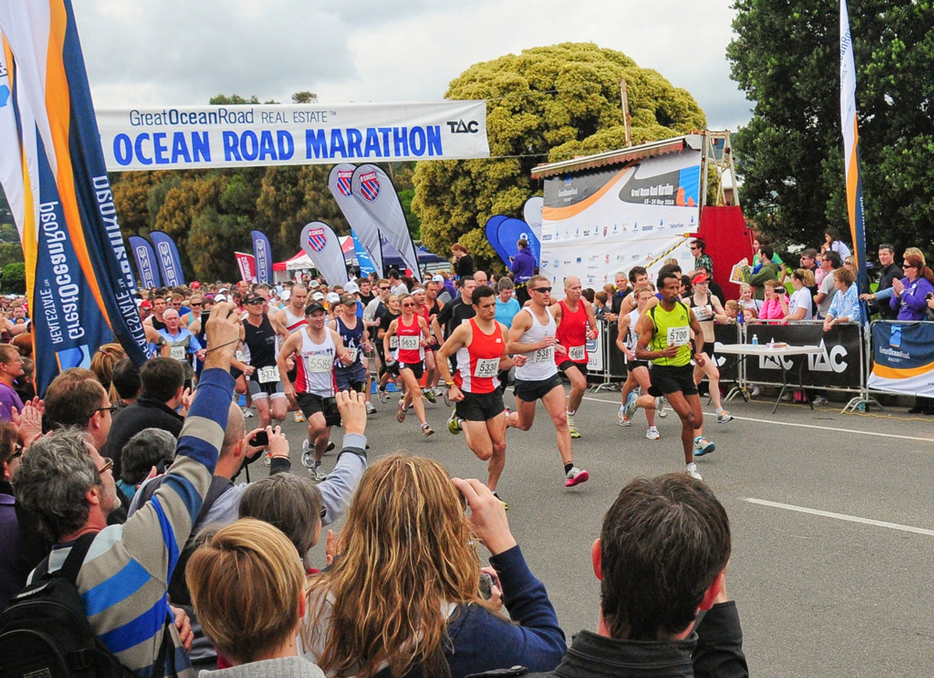 Great Ocean Road Running Festival in Victoria 2020 - Best Time
