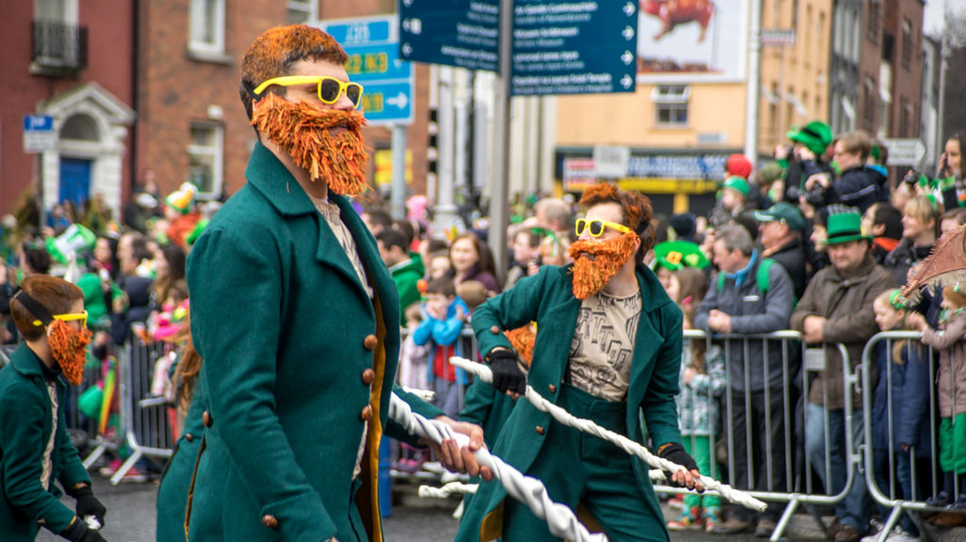 St. Patrick's Day in Ireland 2019 - Best Time