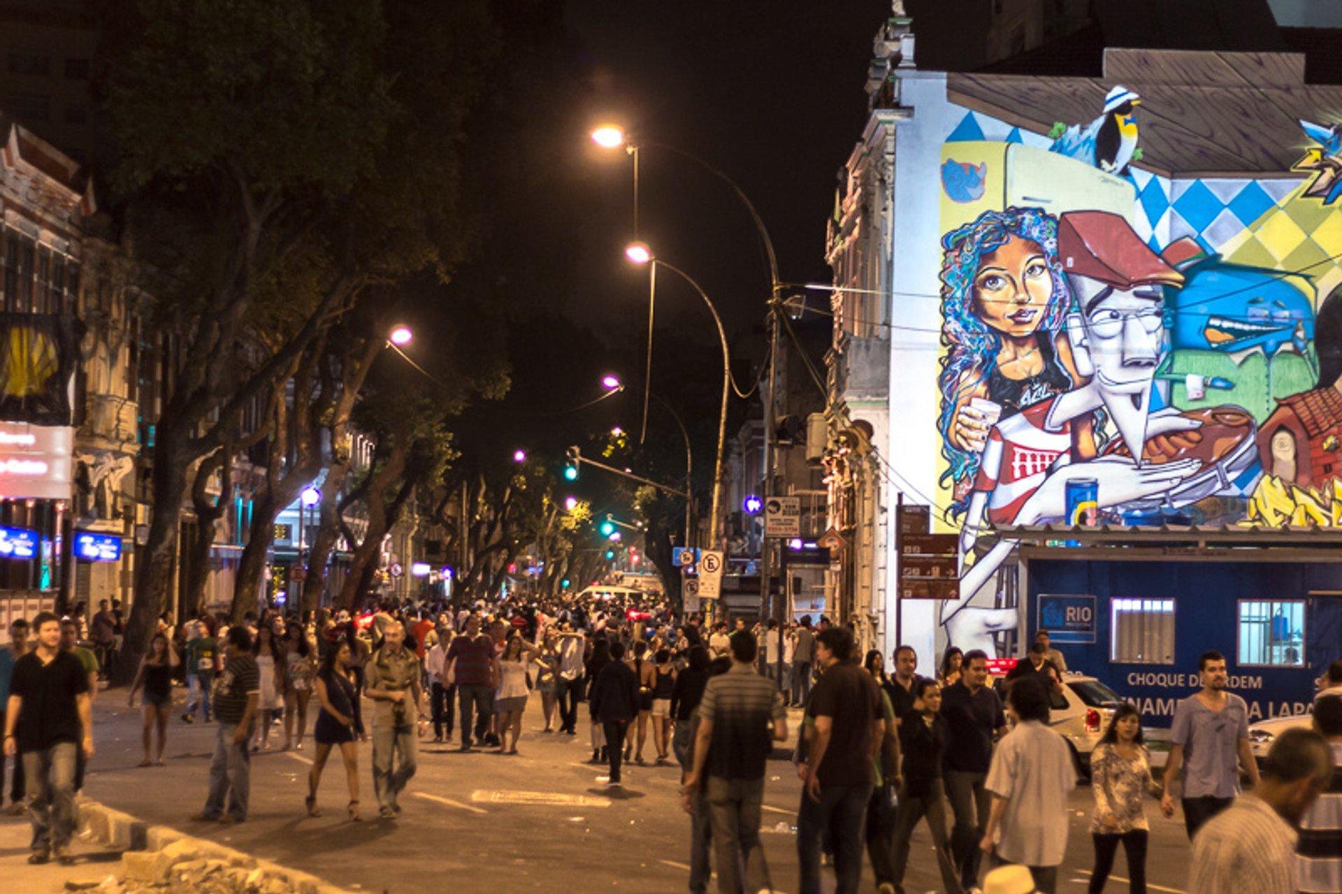 Lapa in Rio de Janeiro - Best Season 2020