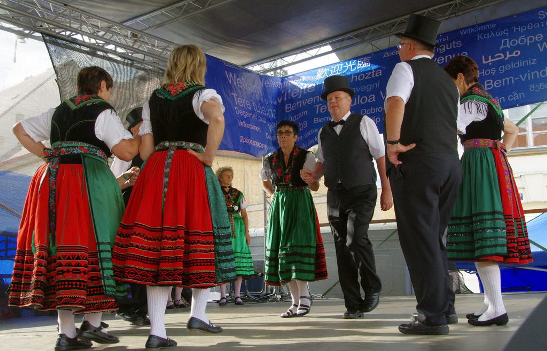 Prague Folklore Days in Prague - Best Season 2020