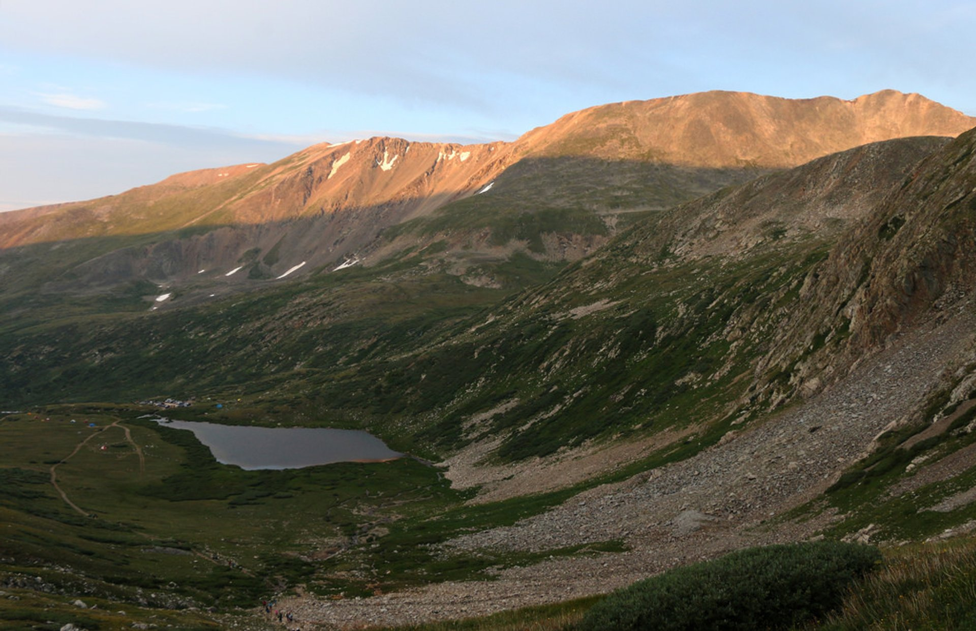 Kite Lake in Colorado - Best Season 2020