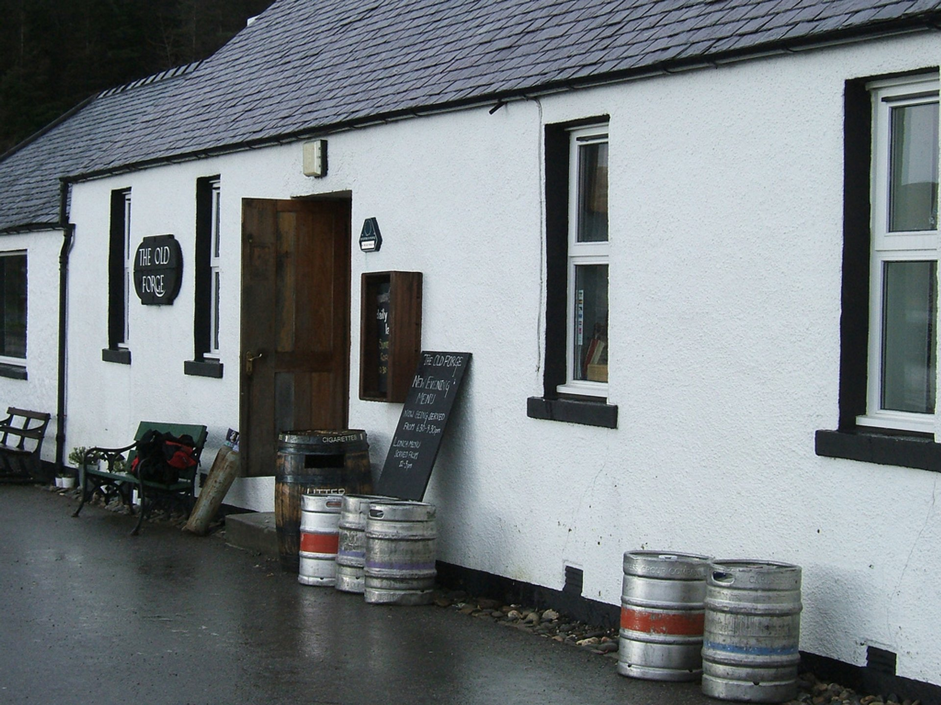 Scotland's Most Remote Pub in Scotland - Best Season 2019