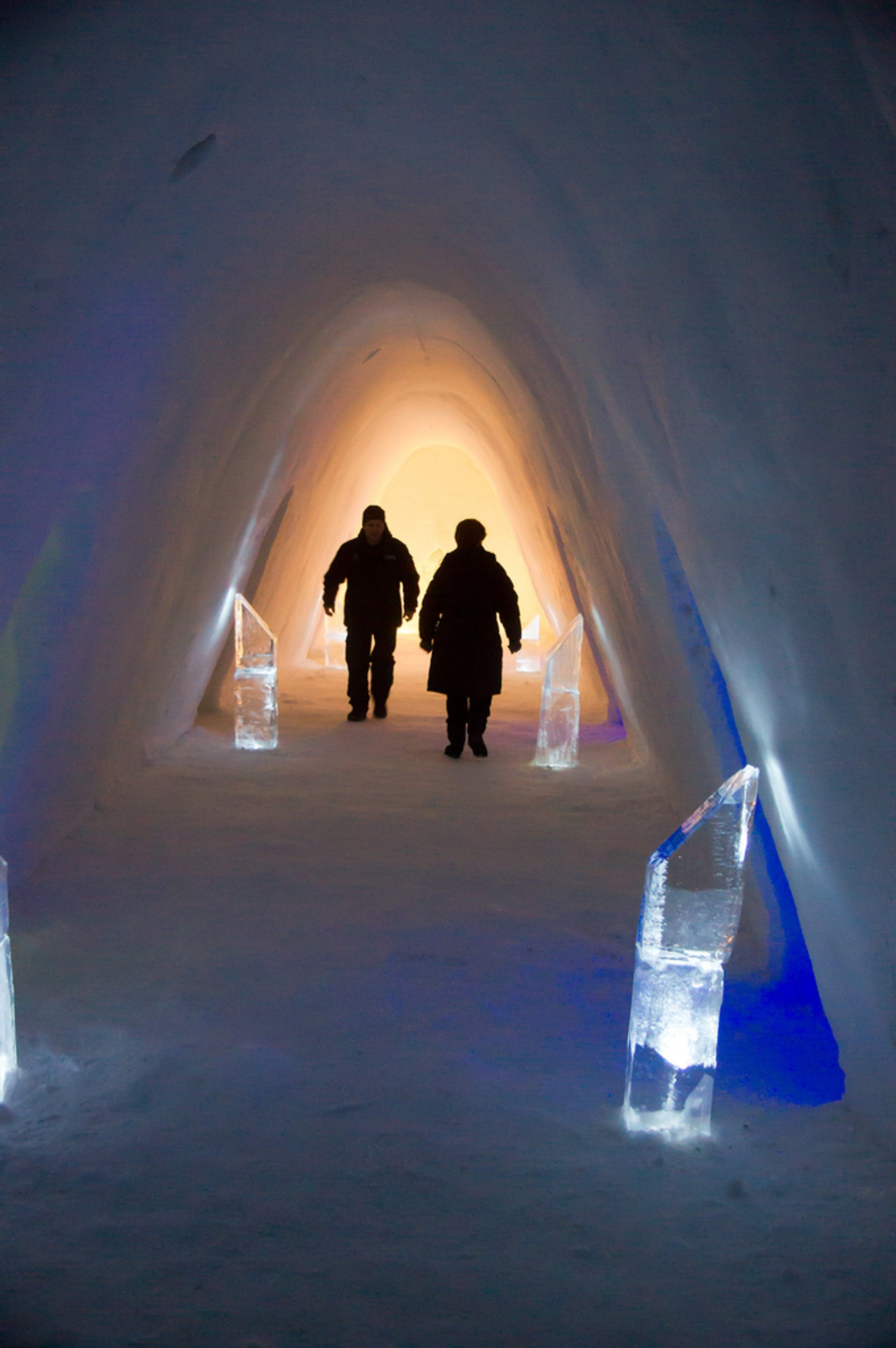 Best time to see Kirkenes Snow Hotel in Norway 2020