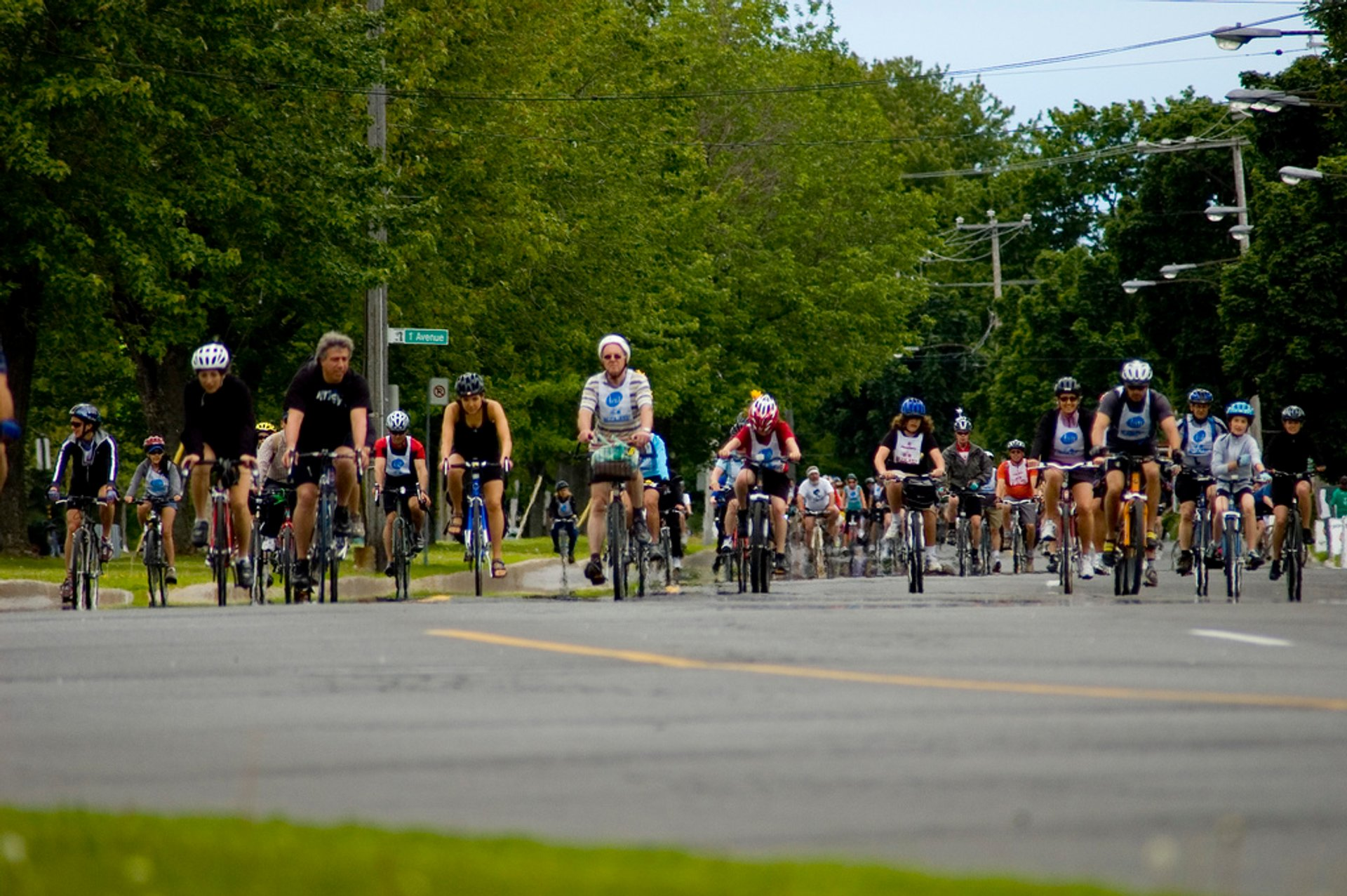 Best time for Tour de l'Île de Montréal in Montreal 2020