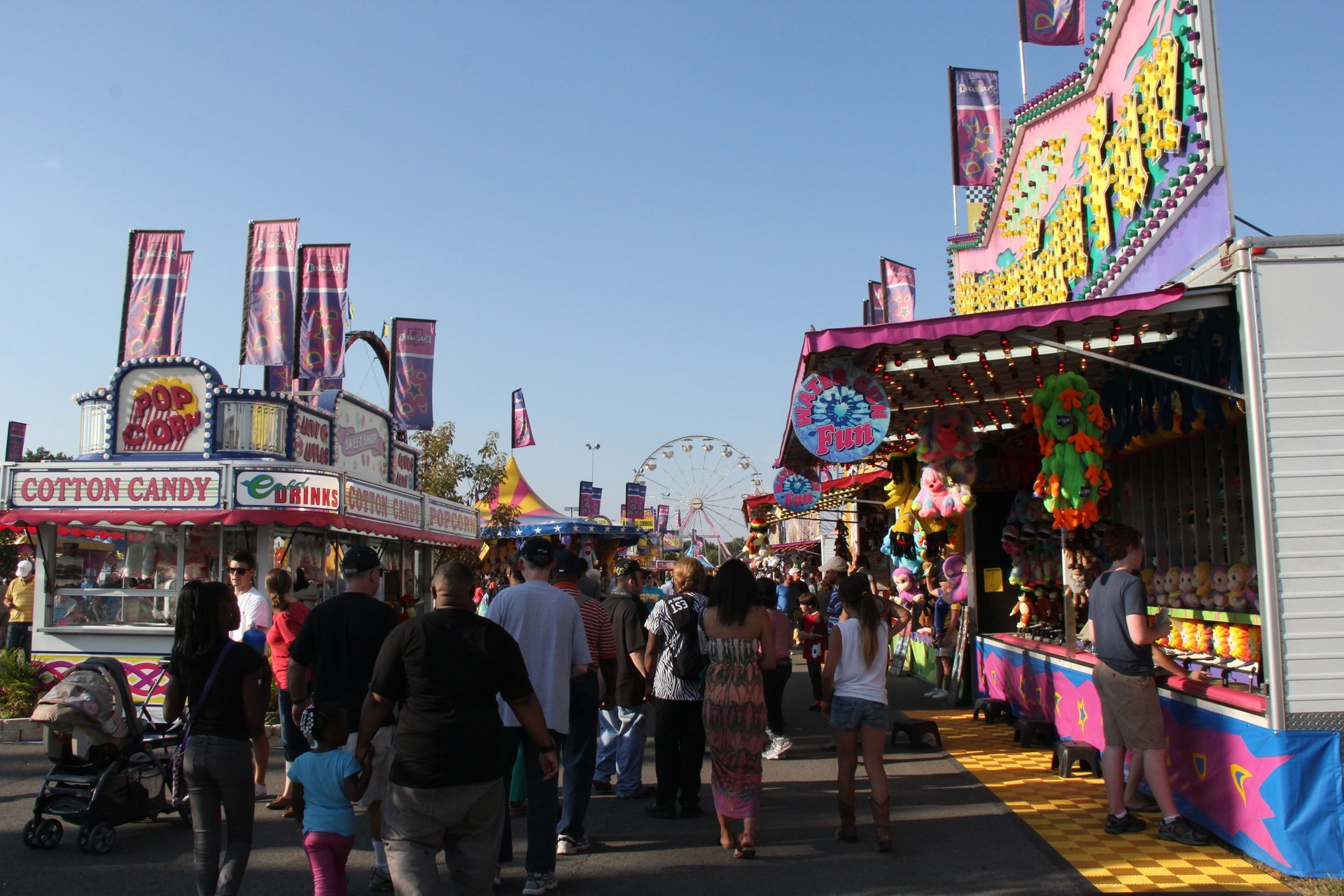 Best time to see State Fair of Virginia in Virginia 2020