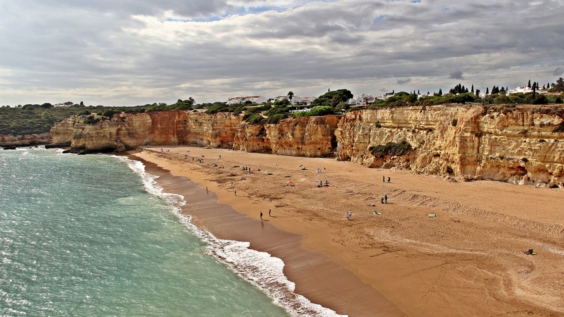 Praia Nossa Senhora da Rocha 2020
