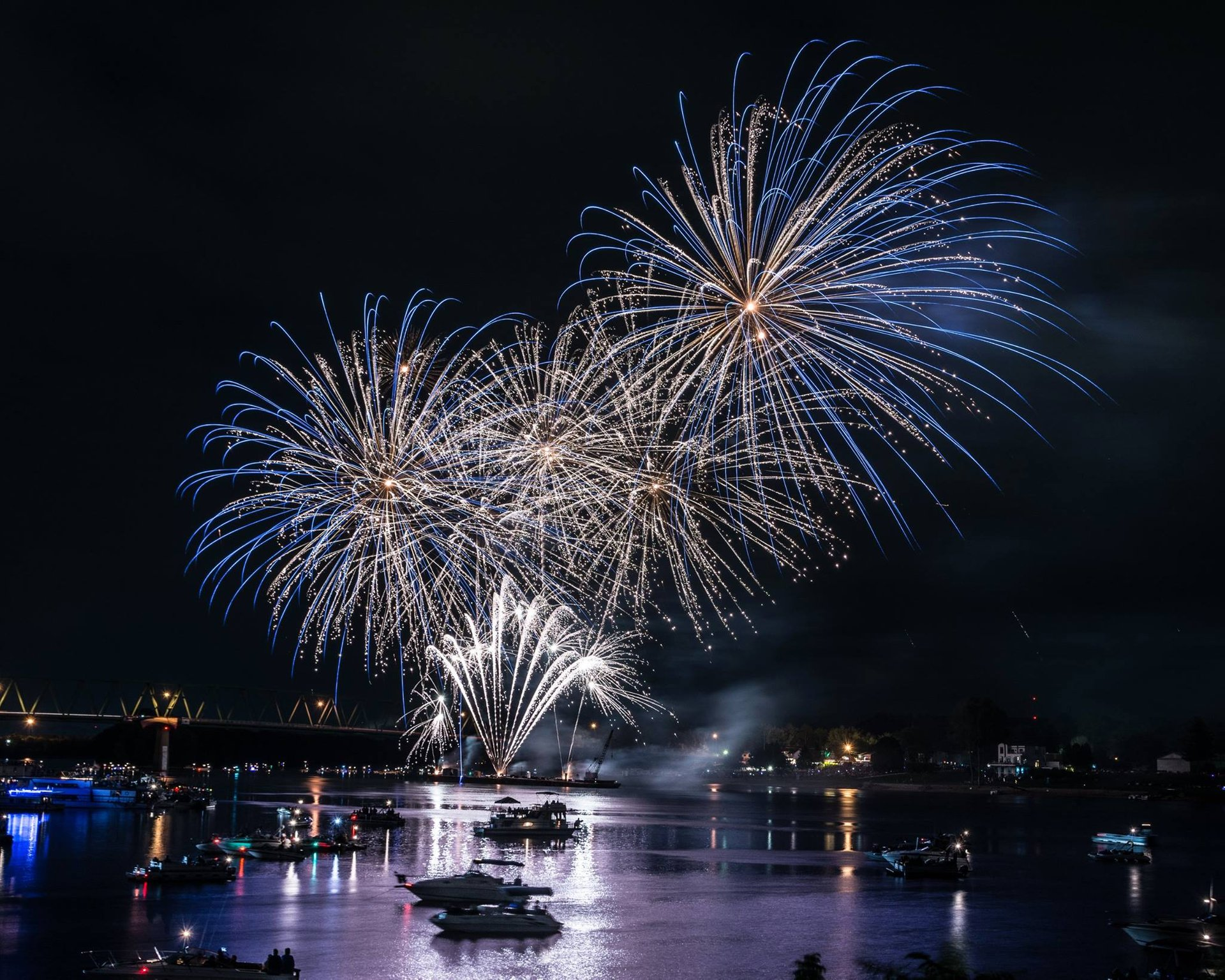 Best time to see Ohio River Sternwheel Festival in Ohio 2020