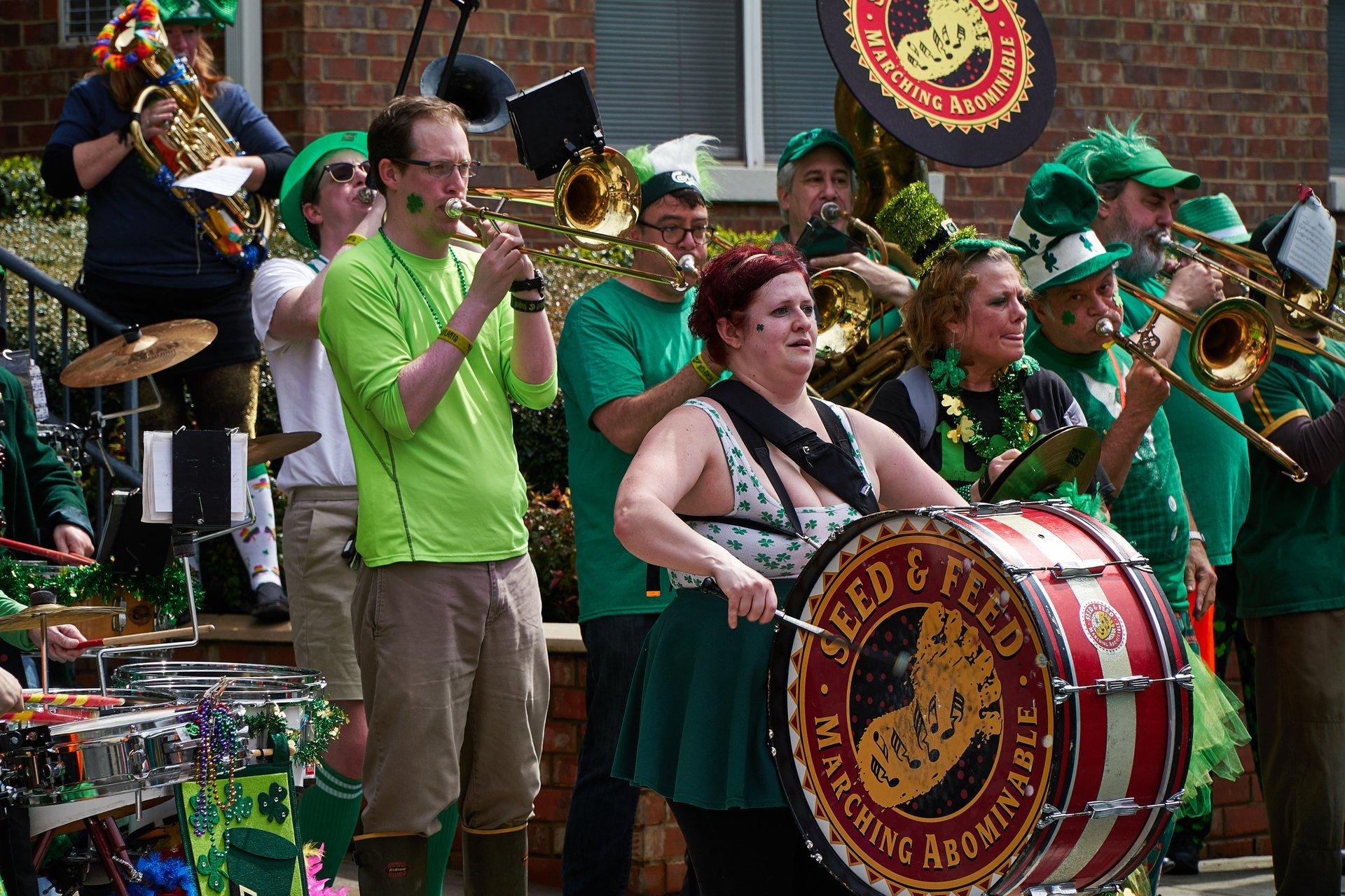 Best time to see Atlanta St. Patrick's Parade in Atlanta 2020