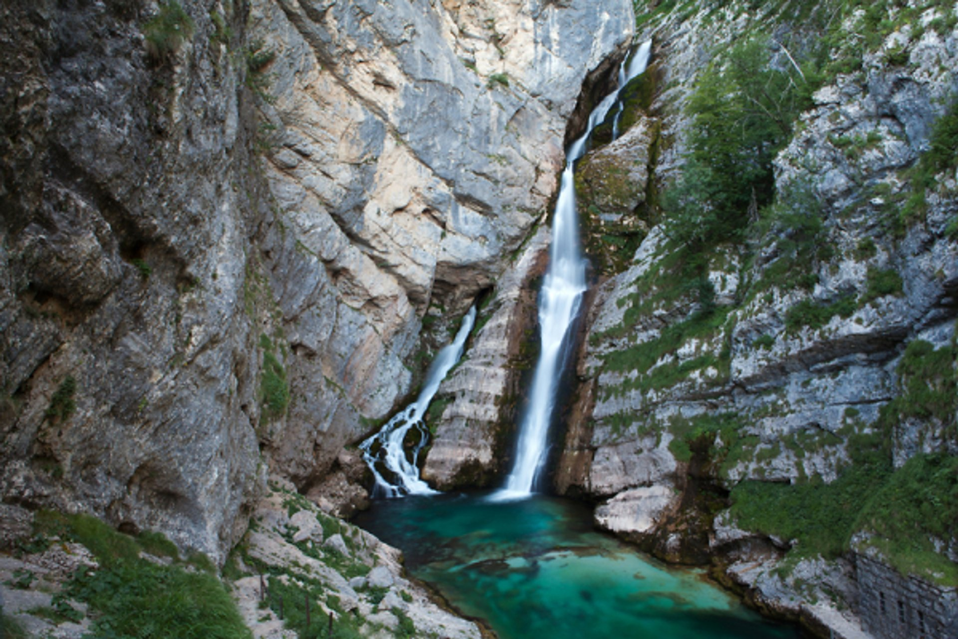Savica Waterfall 2019