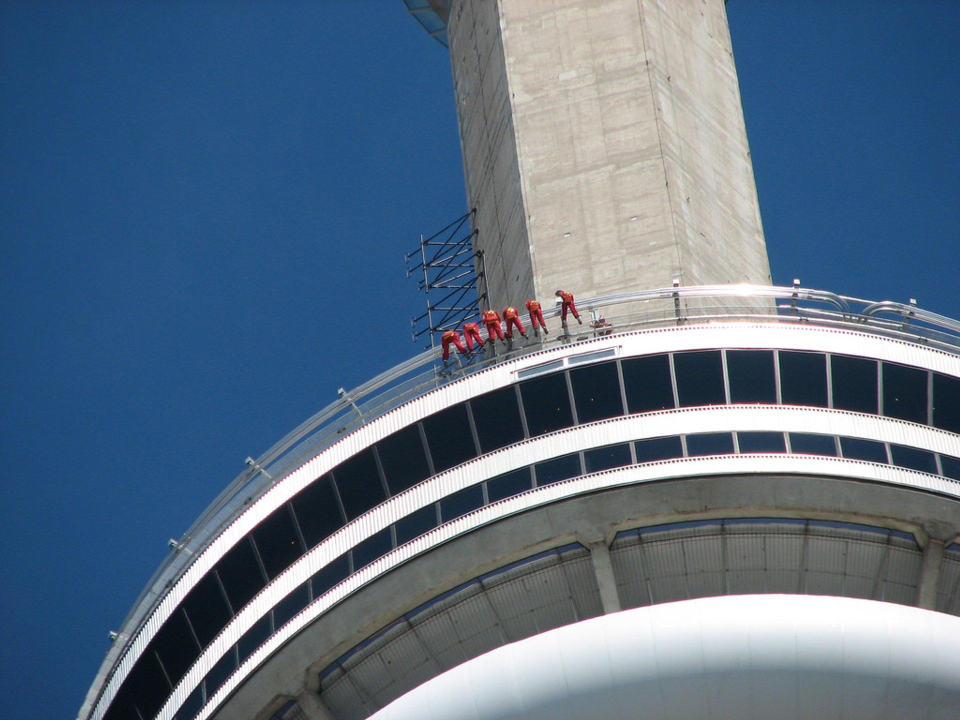 CN Tower Edge Walk 2020