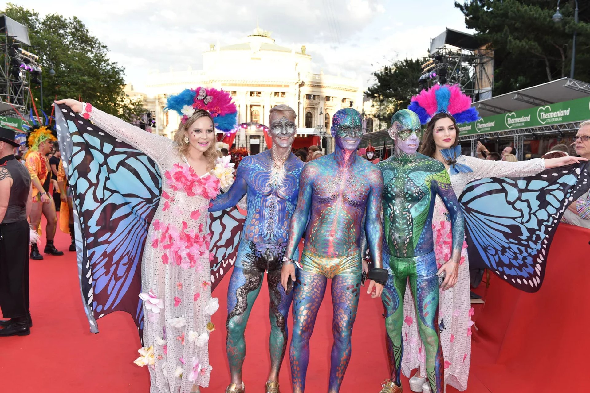 Life Ball in Vienna - Best Season 2020