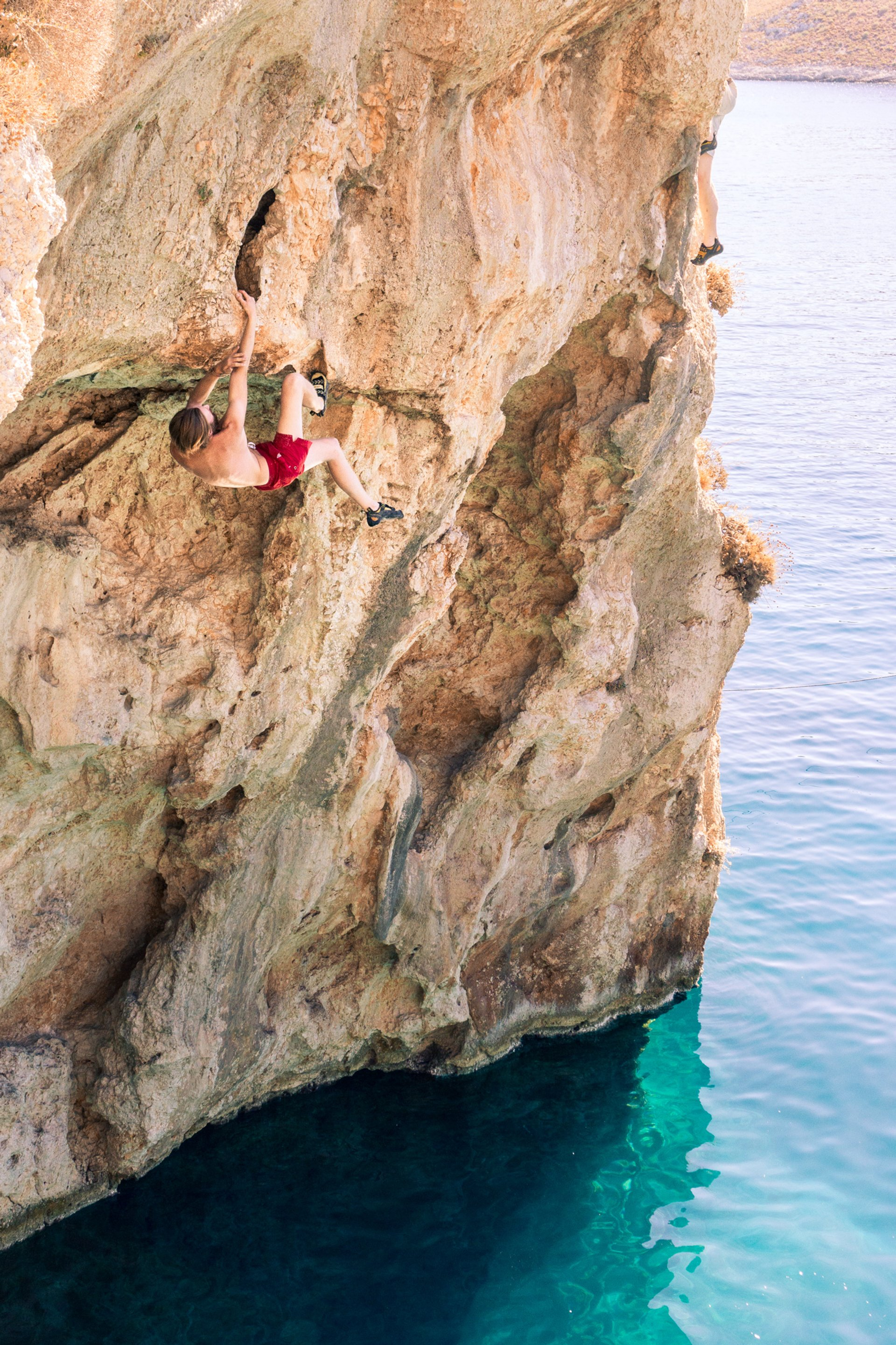 Best time for Kalymnos Climbing Festival in Greece 2019