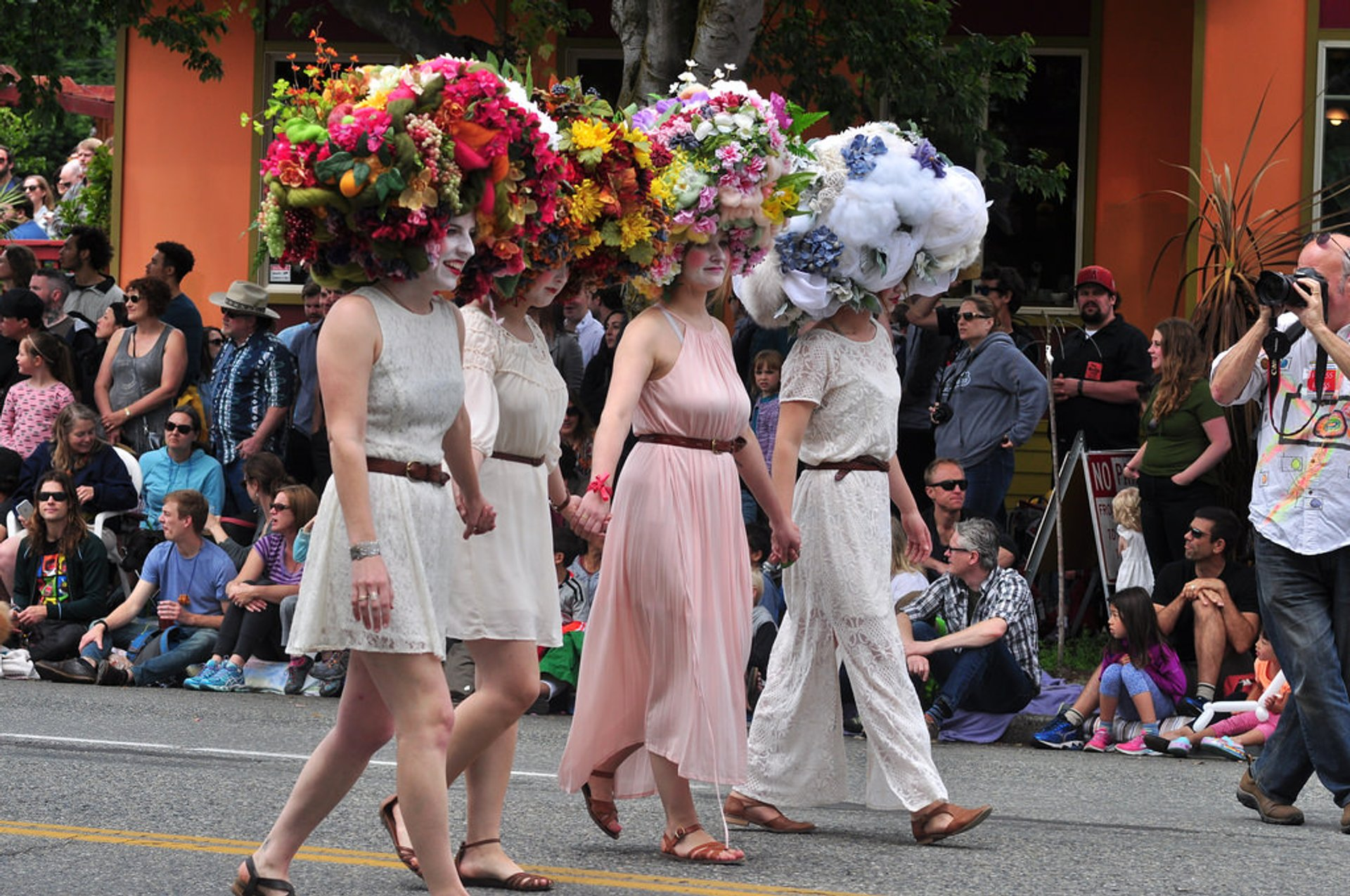 Fremont Solstice Parade in Seattle 2020 - Best Time