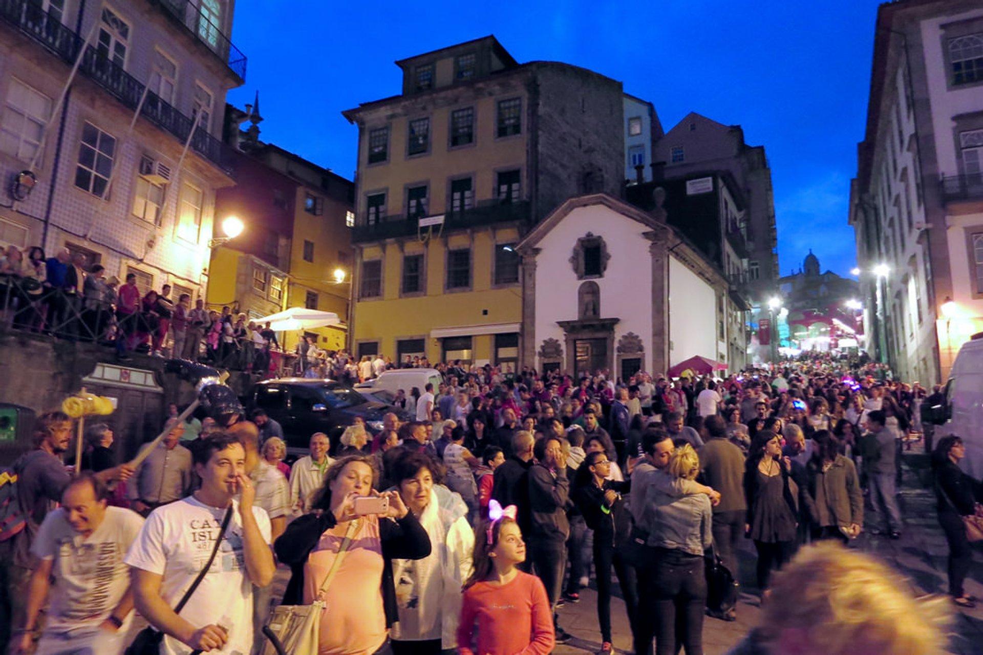 Festa de São João do Porto in Portugal - Best Season