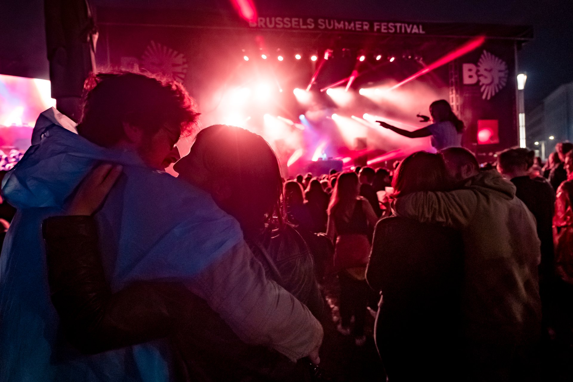 Best time for Brussels Summer Festival in Brussels 2020