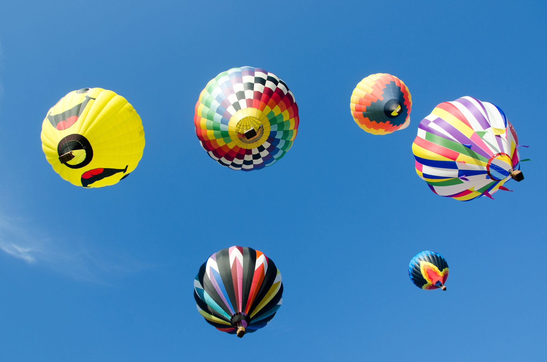 Best time for QuickChek NJ Festival of Ballooning in New Jersey 2020