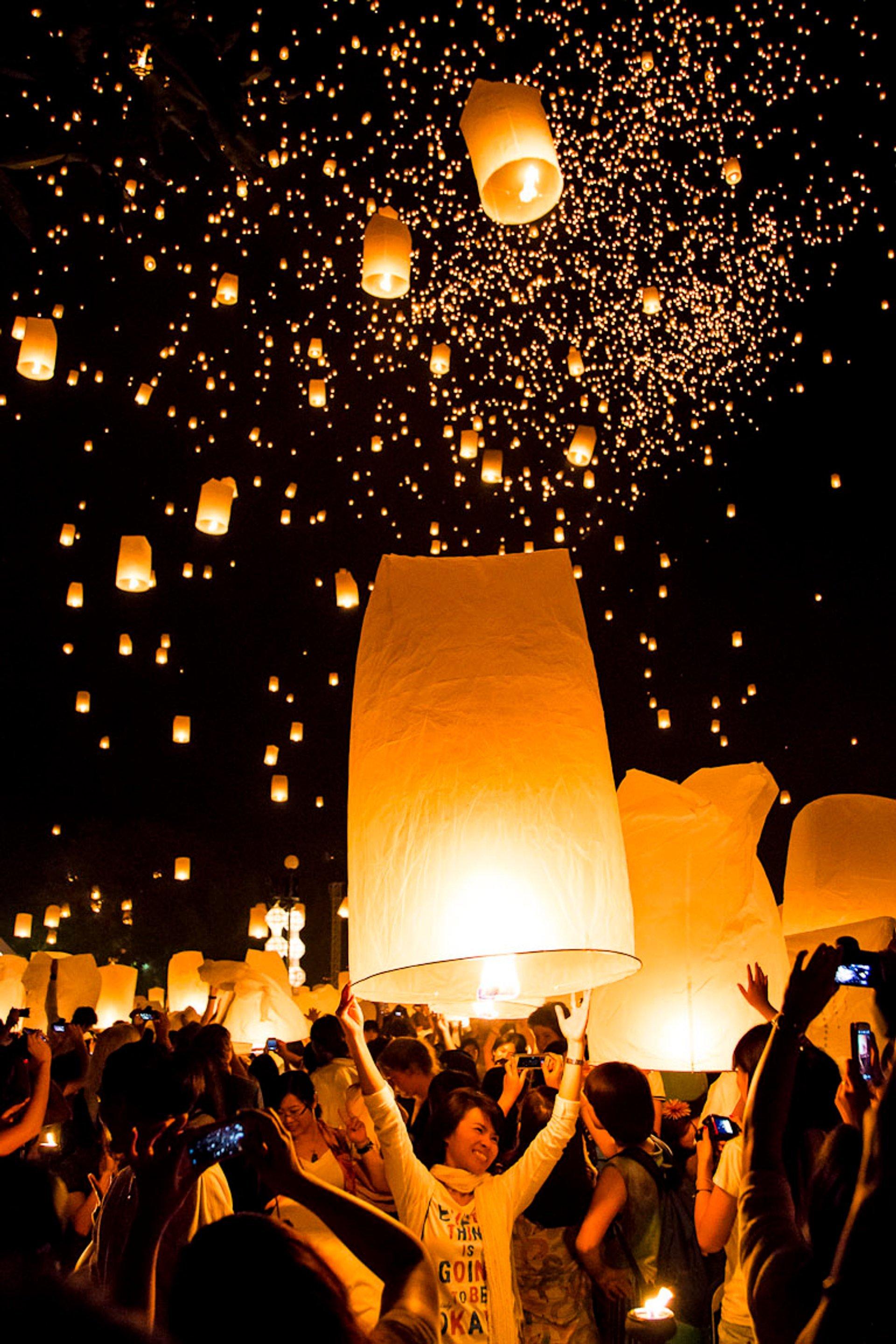 Celebration at Mae Jo University, Chiang Mai 2020