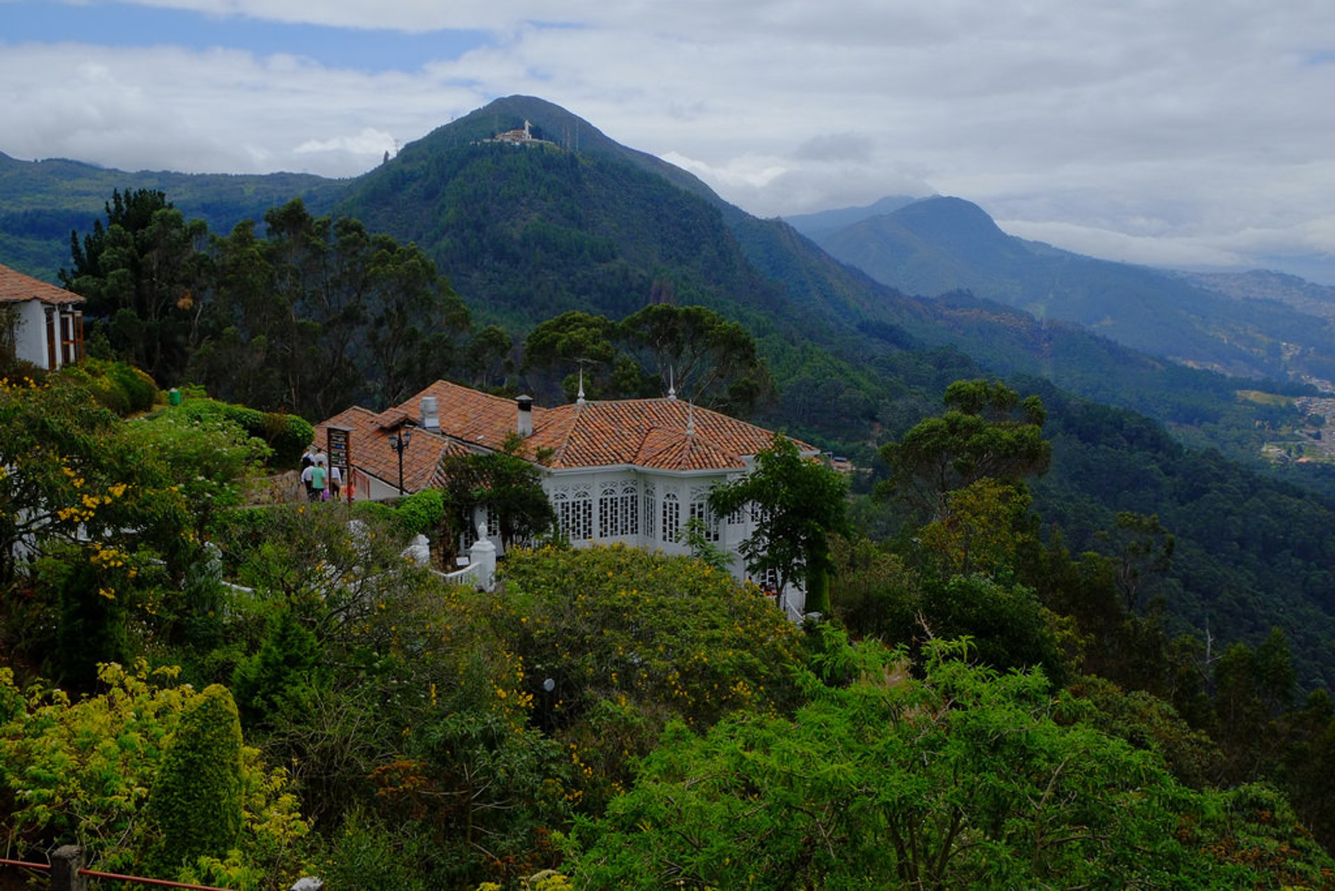 Monserrate Mountain in Colombia 2020 - Best Time