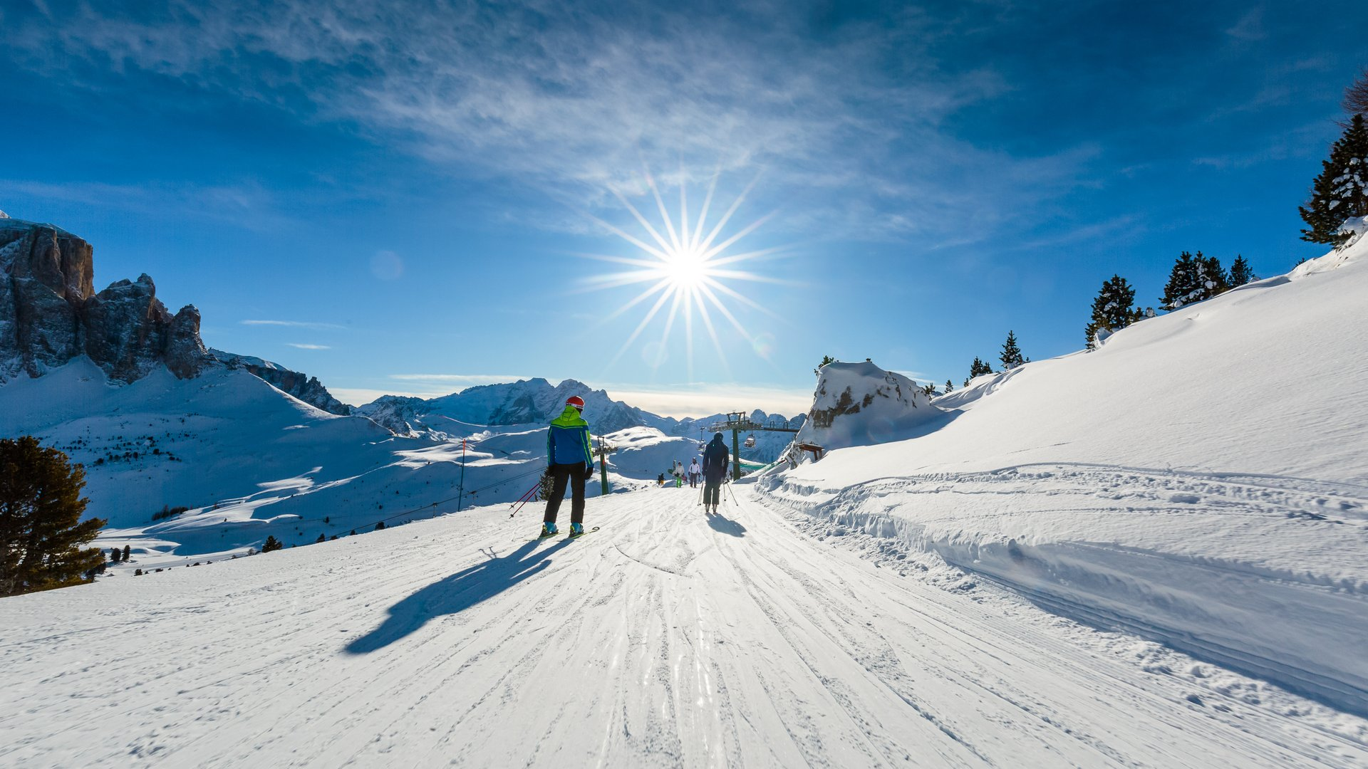Skiing & Snowboarding in Italy 2020 - Best Time
