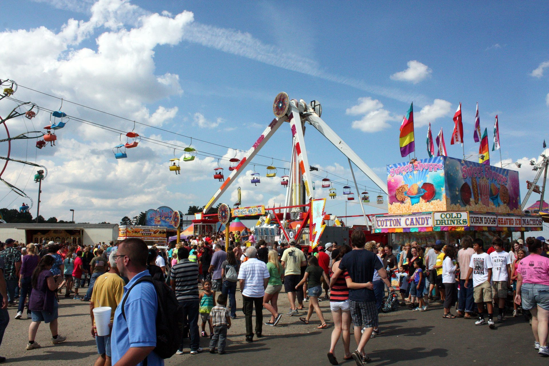 NC Mountain State Fair  in North Carolina - Best Season 2020