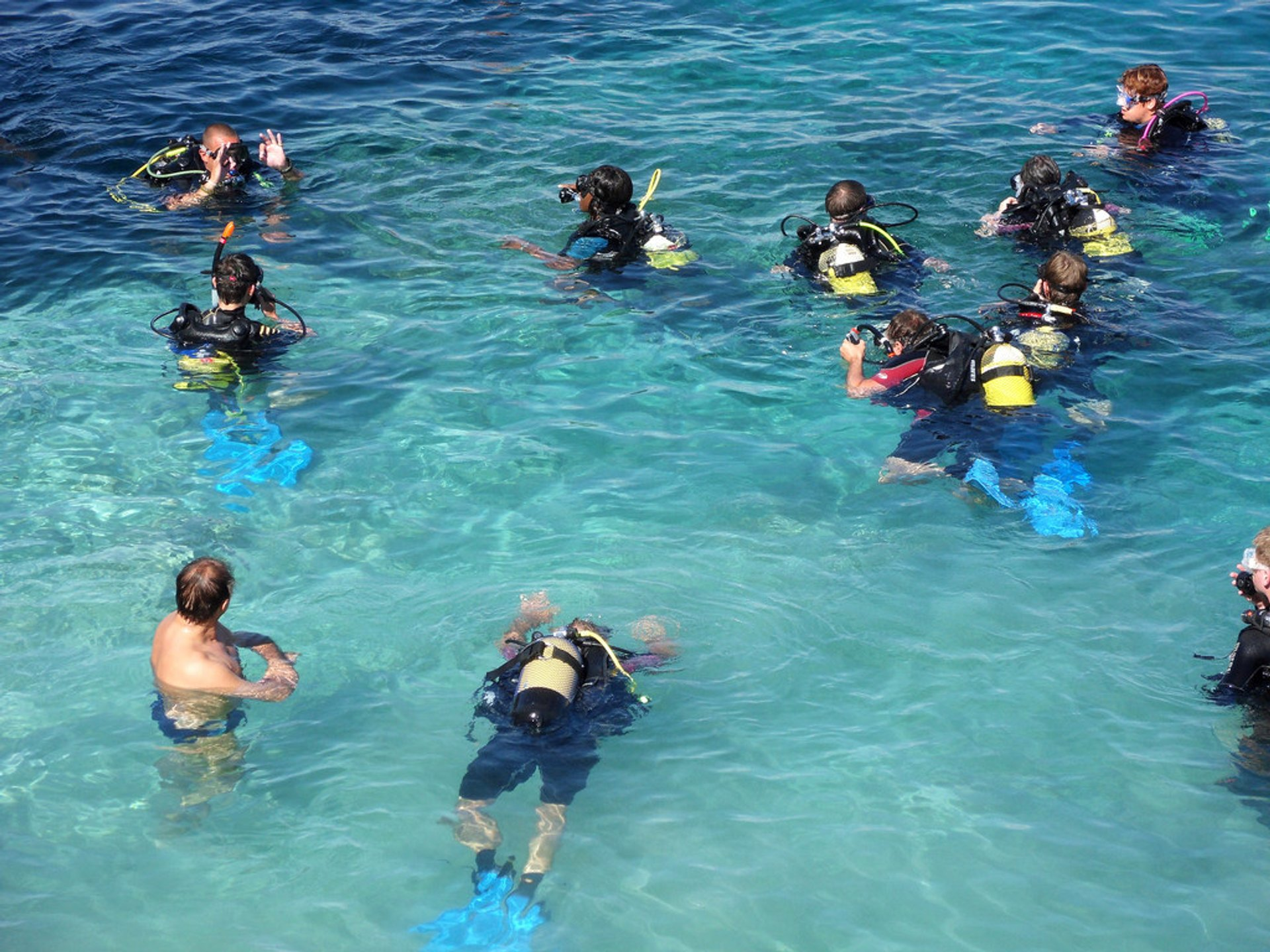 Best time for Scuba Diving in Mallorca in Mallorca 2020