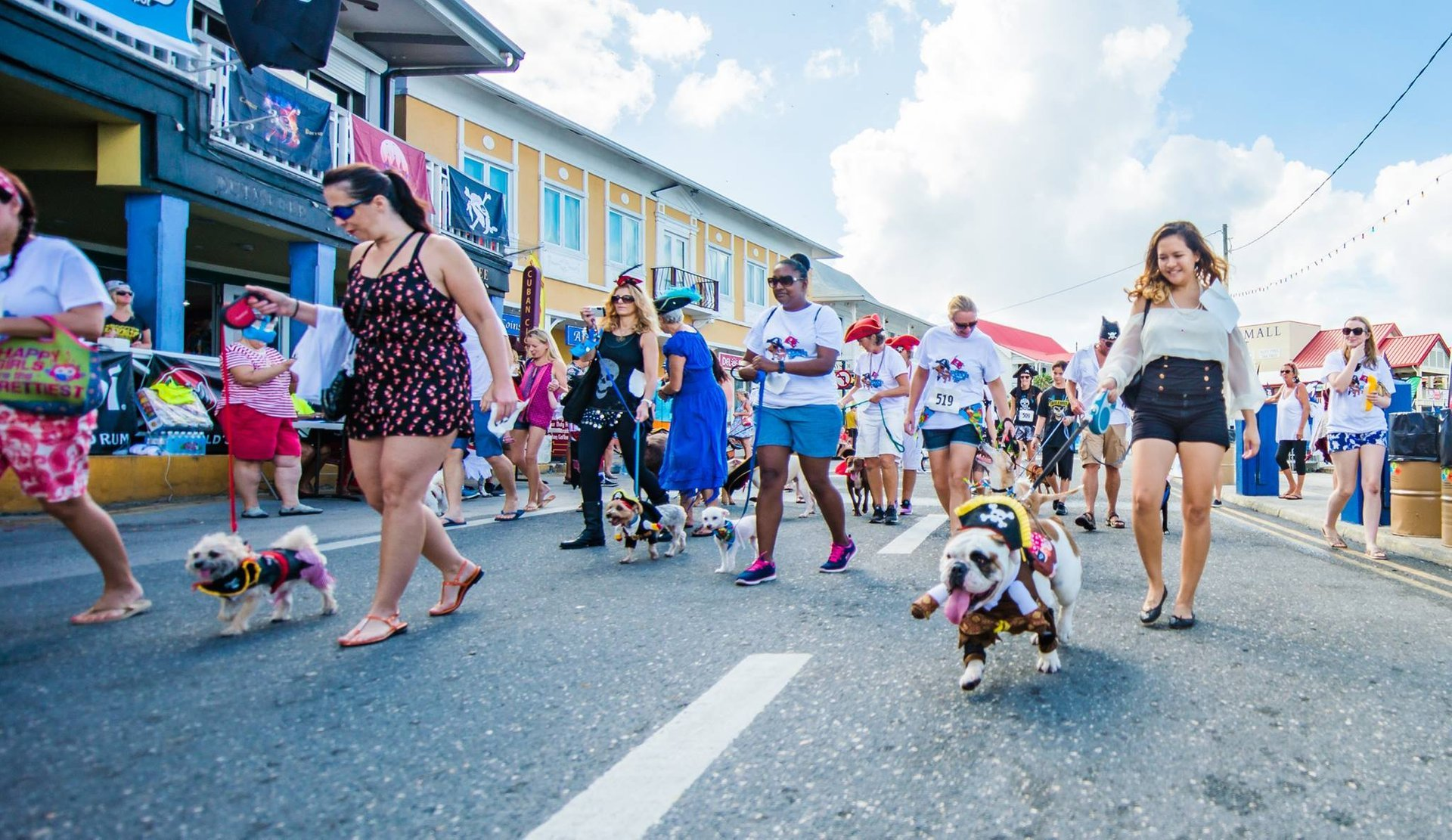 Best time for Cayman Islands Pirates Week Festival 2020