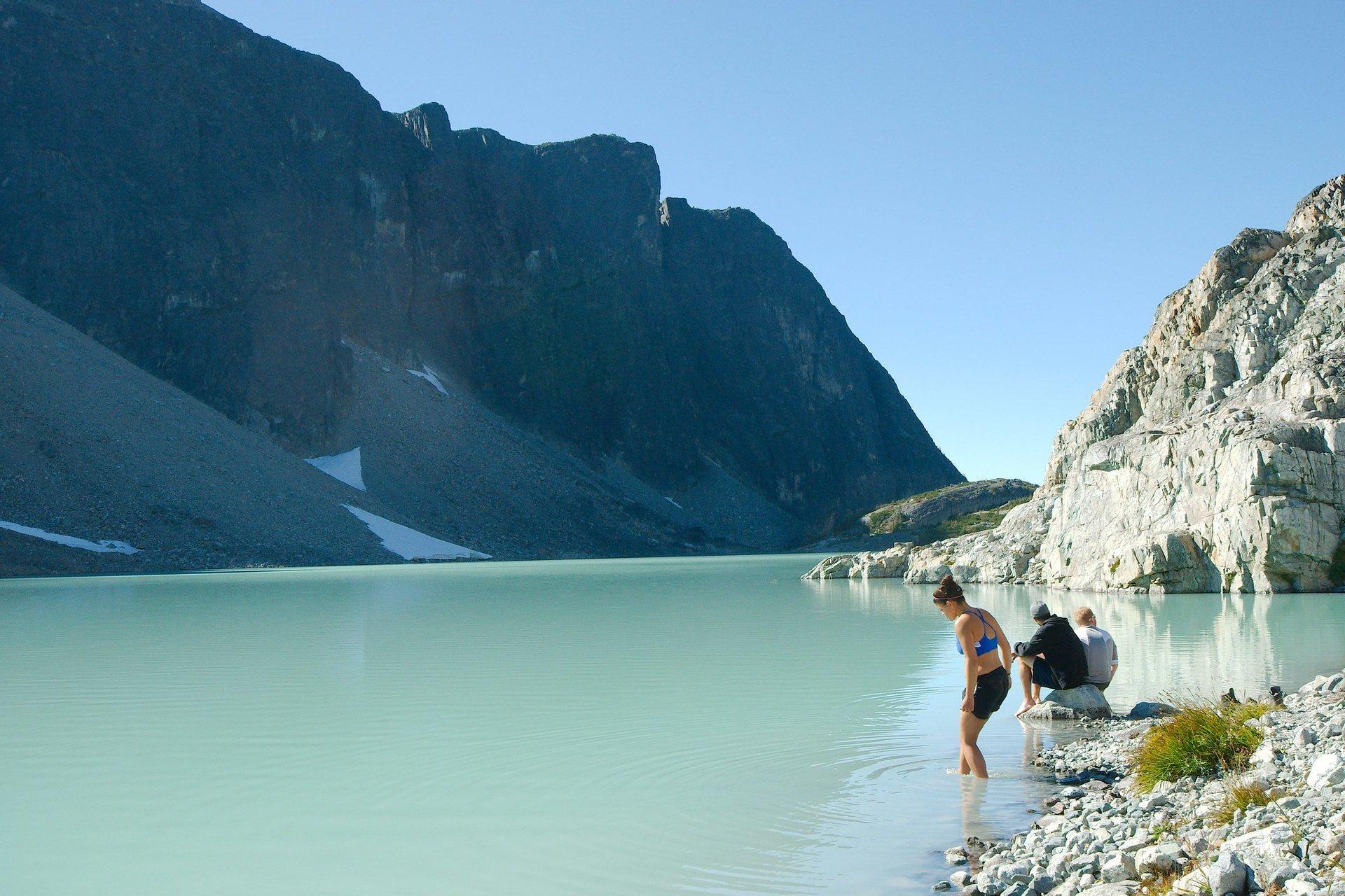 Wedgemount Lake in British Columbia 2020 - Best Time