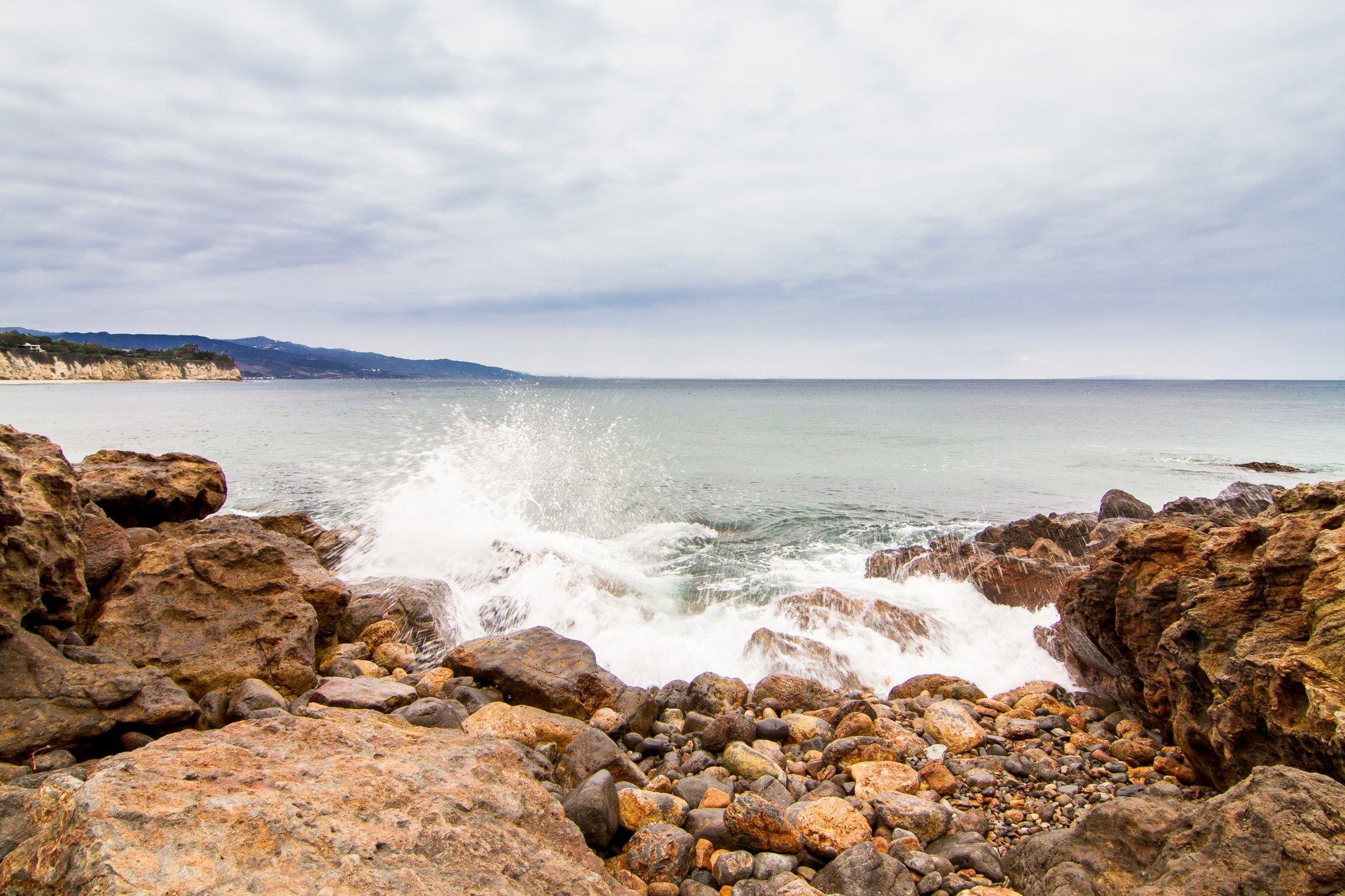 Point Dume in Los Angeles - Best Season 2020