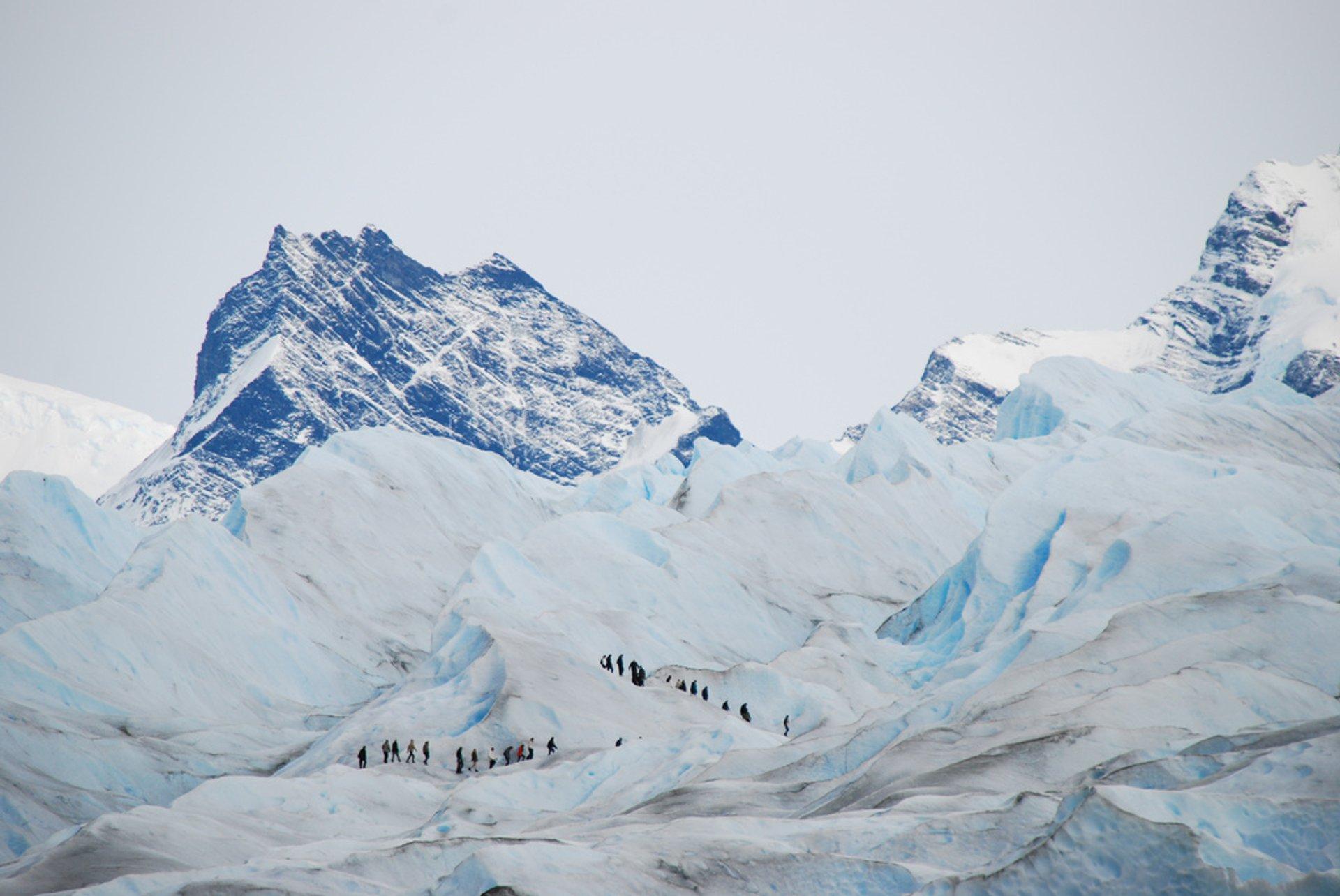 Perito Moreno Glacier in Argentina 2019 - Best Time