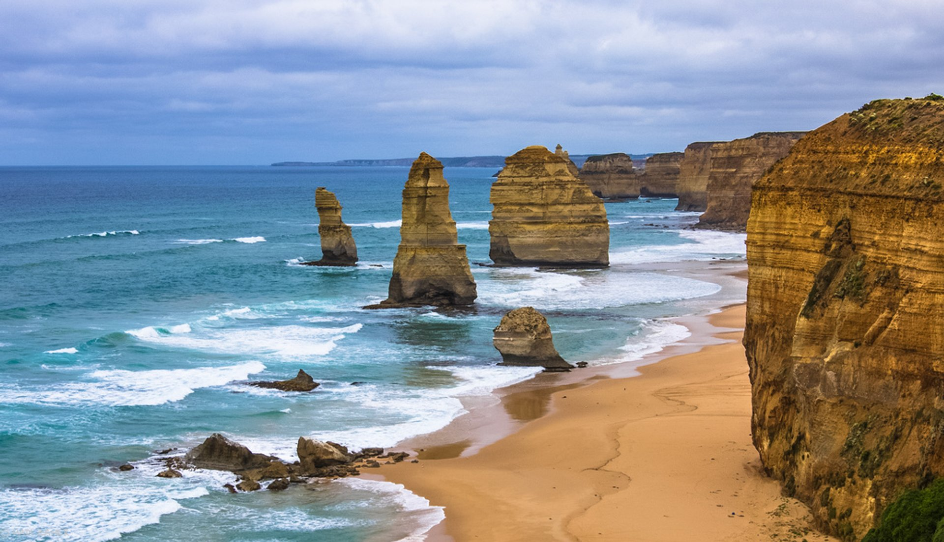 The  Twelve Apostles, Great Ocean Road 2020