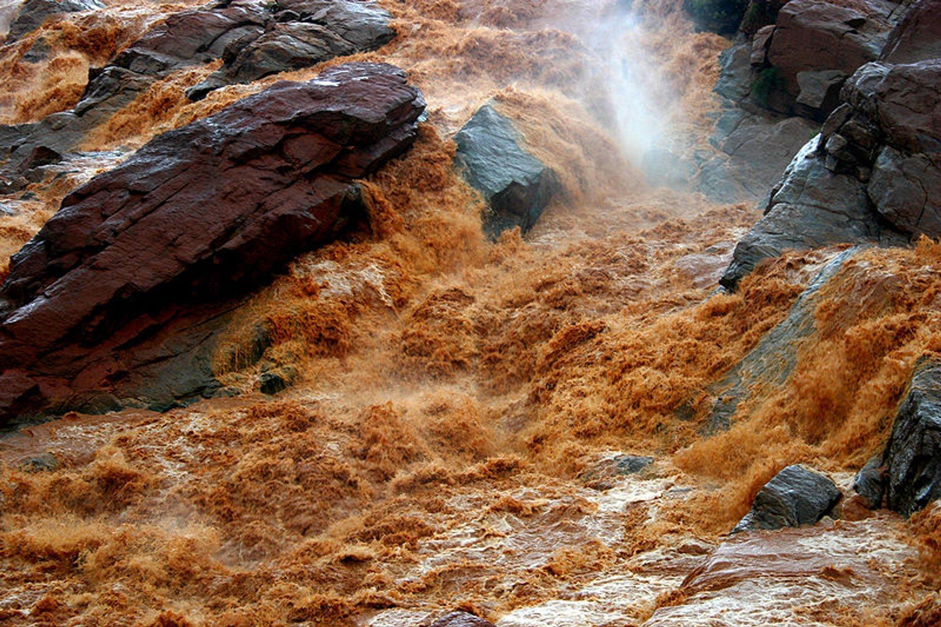 Betsiboka River in Madagascar - Best Time