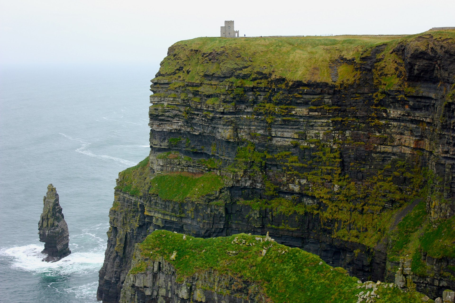Cliffs of Moher in Ireland - Best Season 2019