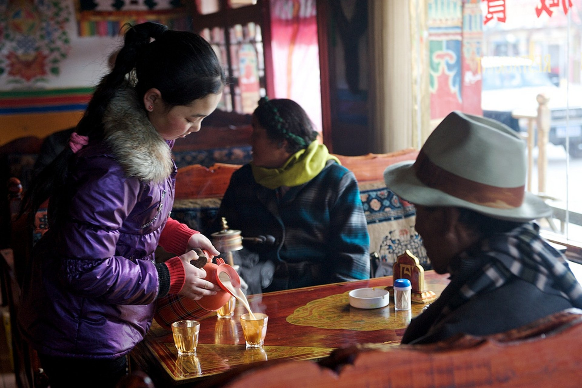 Butter Tea (Po Cha) in Tibet - Best Season 2019