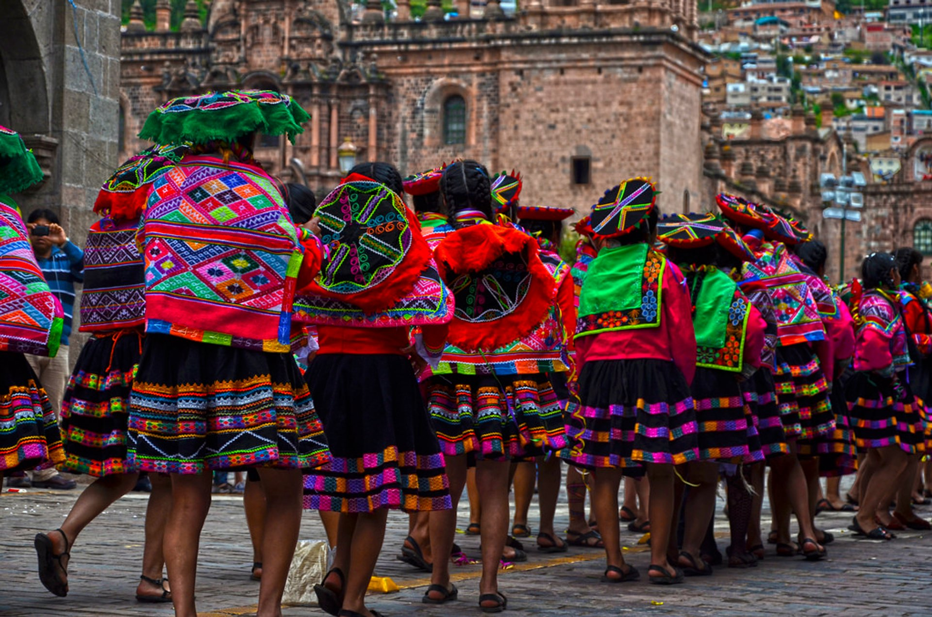 Cusco Carnival in Machu Picchu and Cusco - Best Season 2020