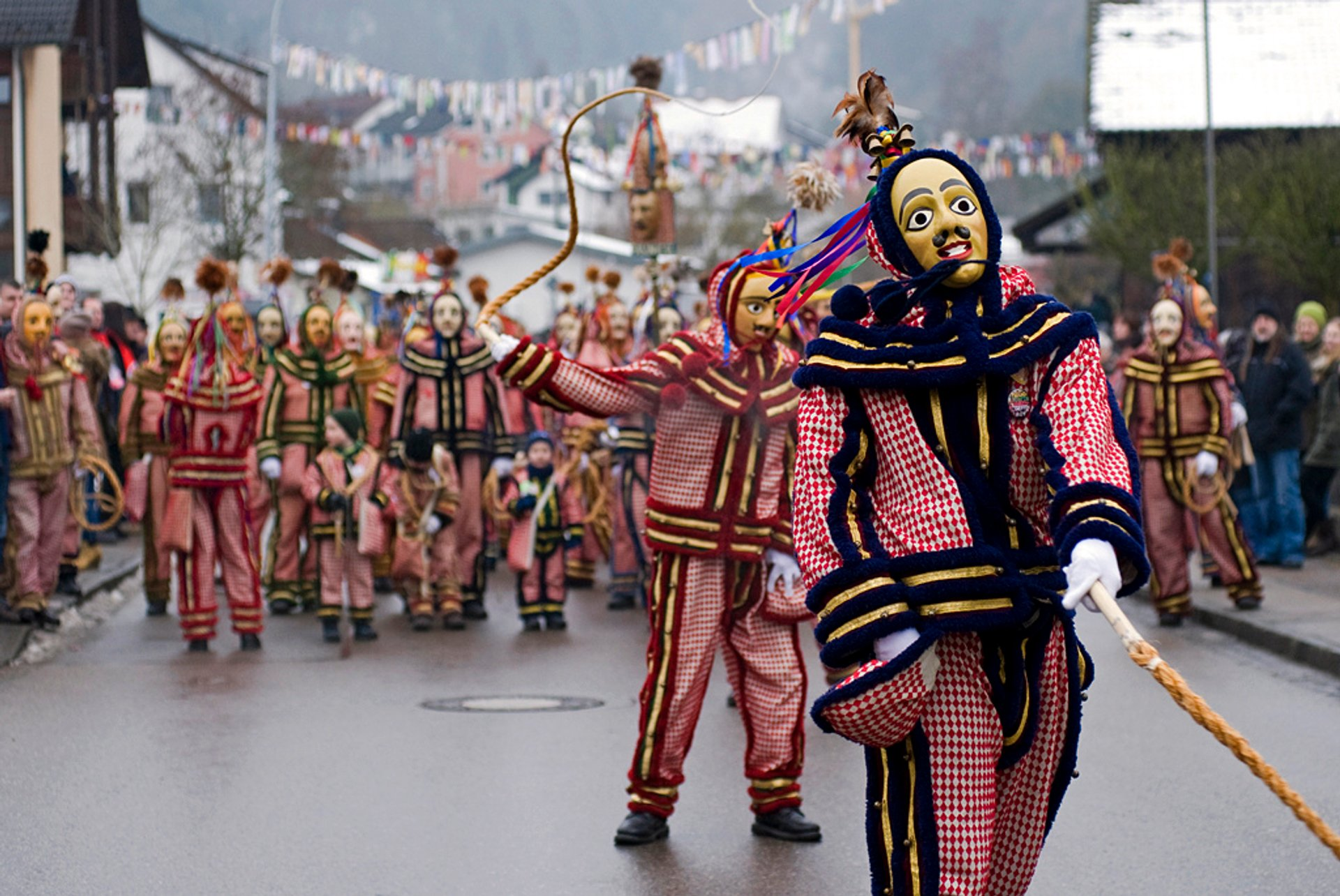 Carnival Season in Bavaria - Best Time