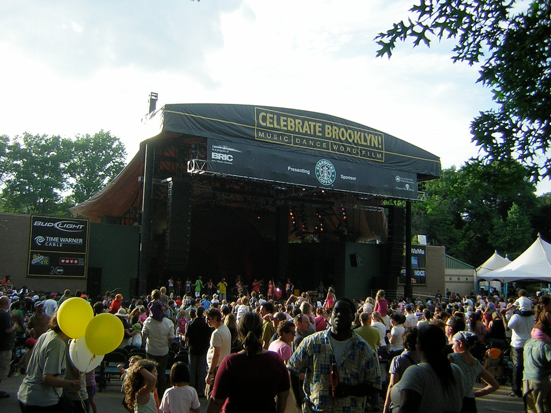 Celebrate Brooklyn! at Prospect Park 2020