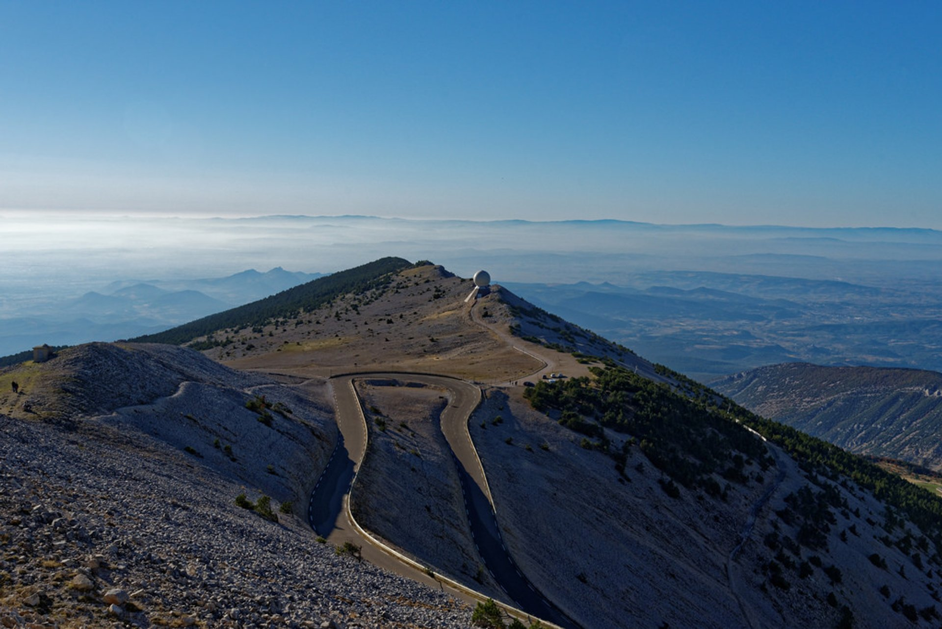 Best time to see Mont Ventoux in Provence & French Riviera 2020