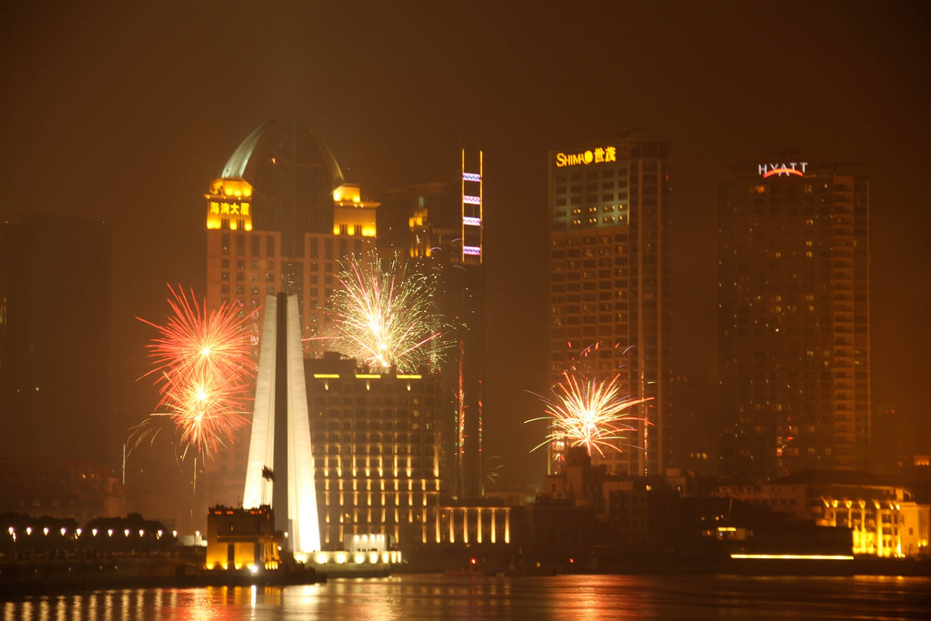 Spring Festival or Chinese New Year in Shanghai - Best Season 2020