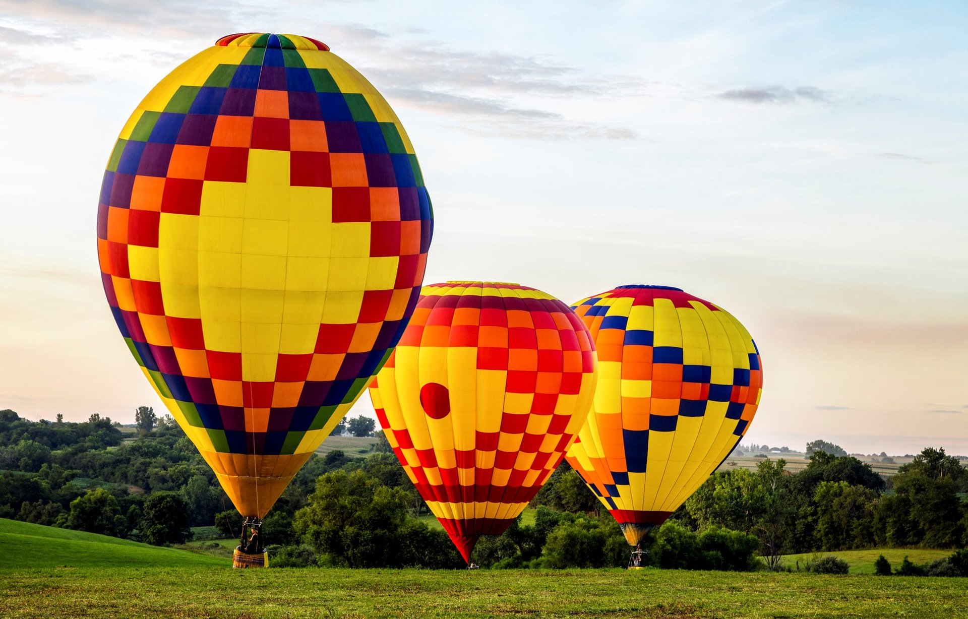 National Balloon Classic in Iowa 2020 - Best Time