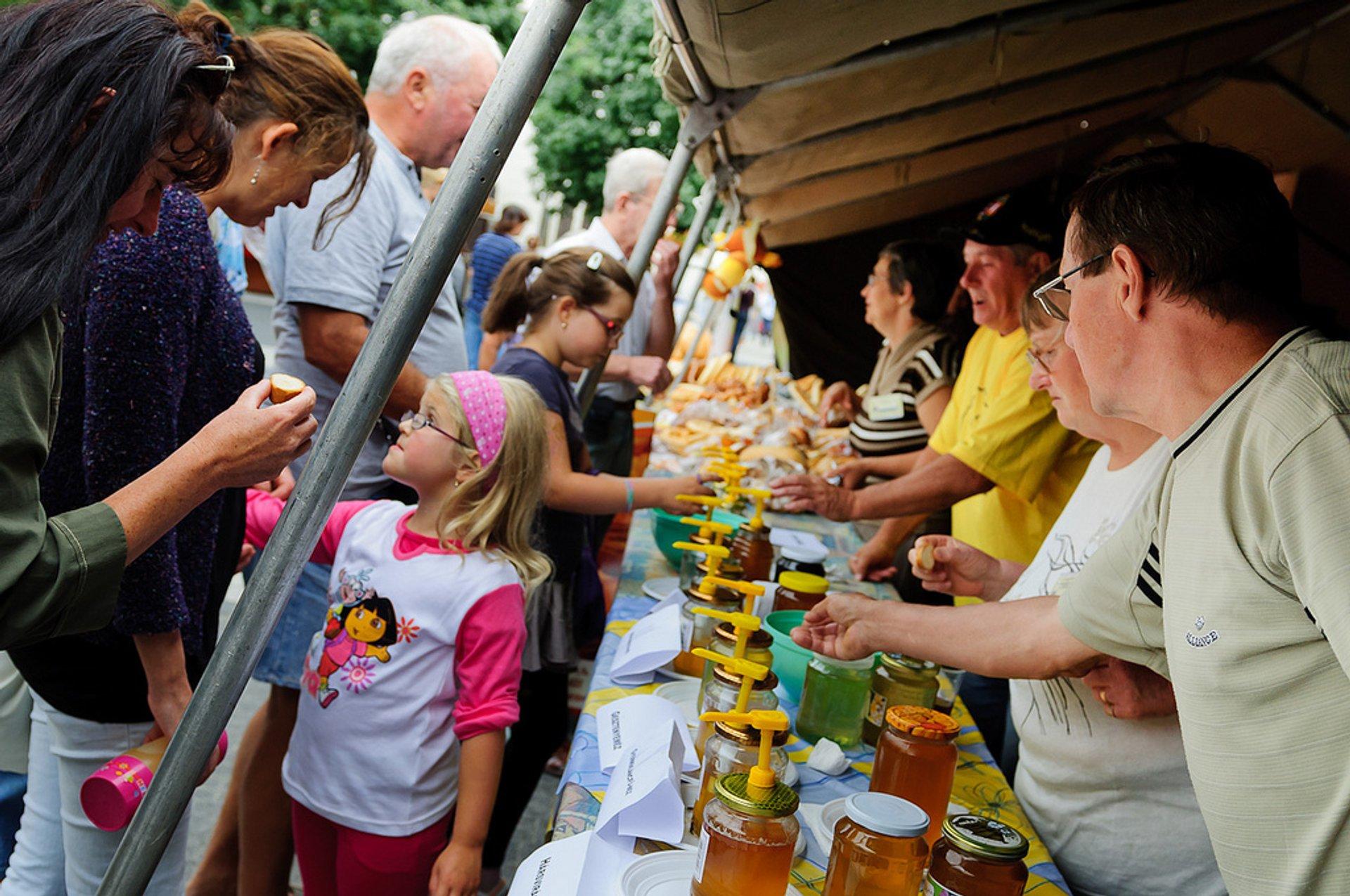 Kaposvár Zselic Honey Festival 2020