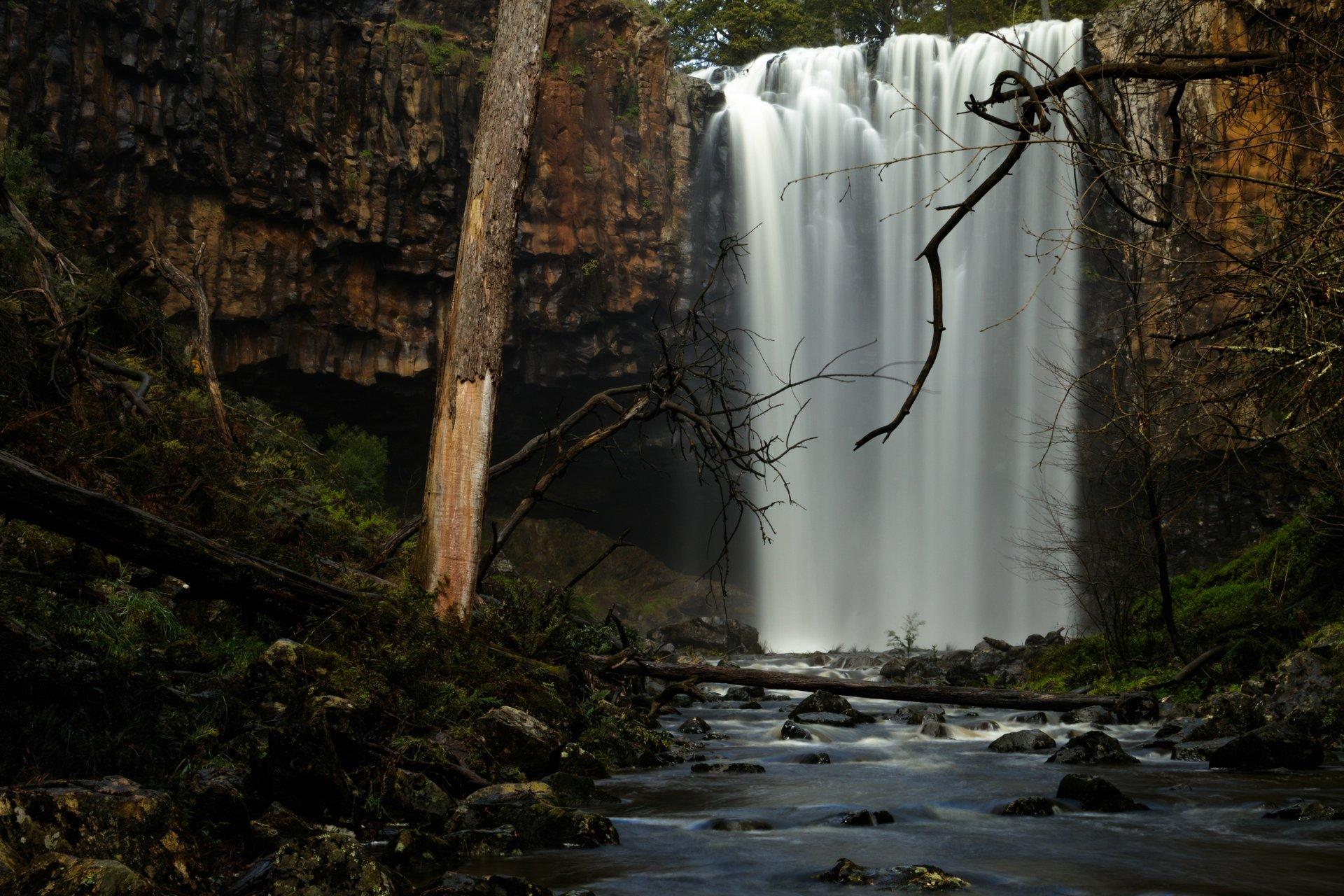 Trentham Falls 2020