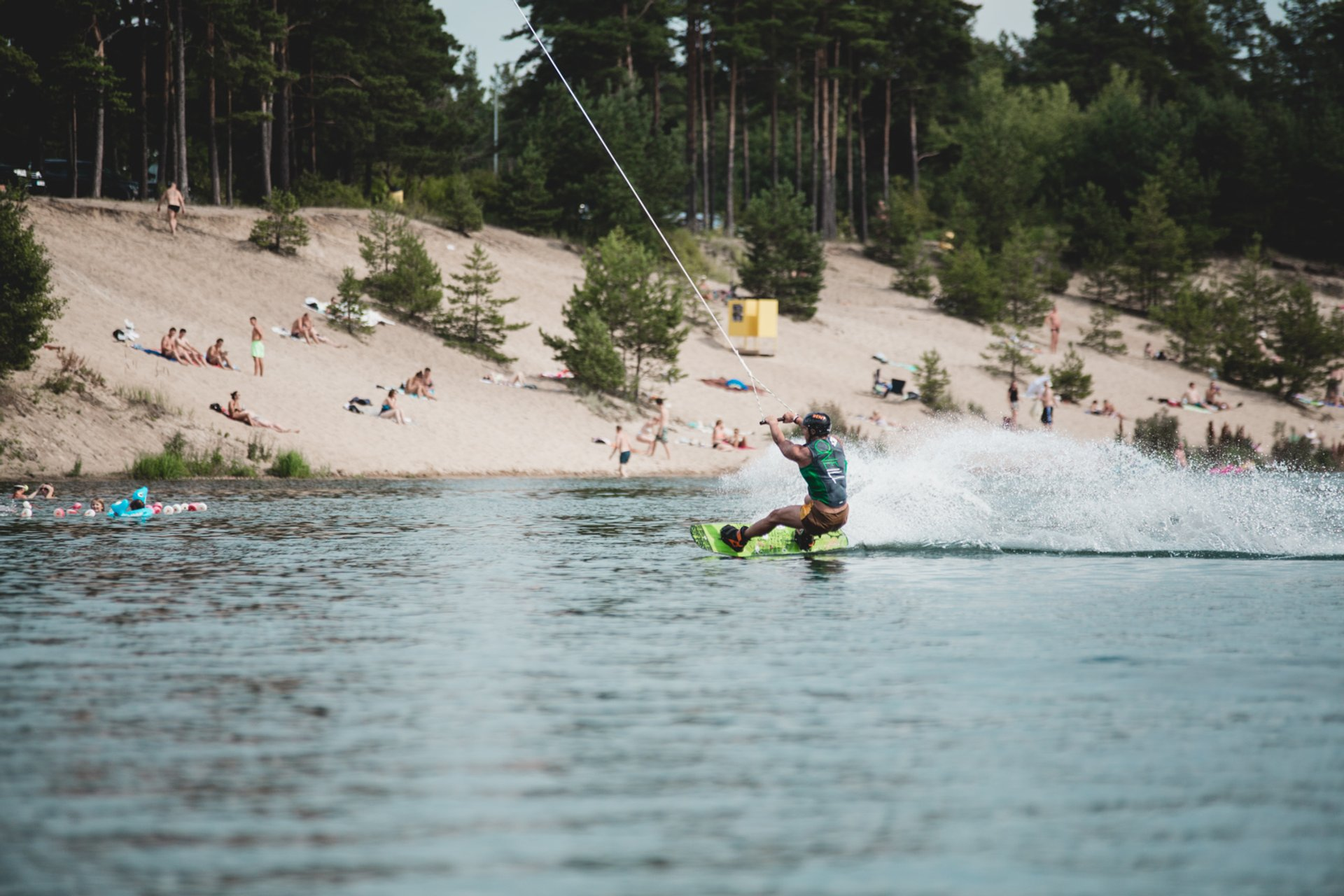 Windsurfing and Kitesurfing in Estonia - Best Season 2020