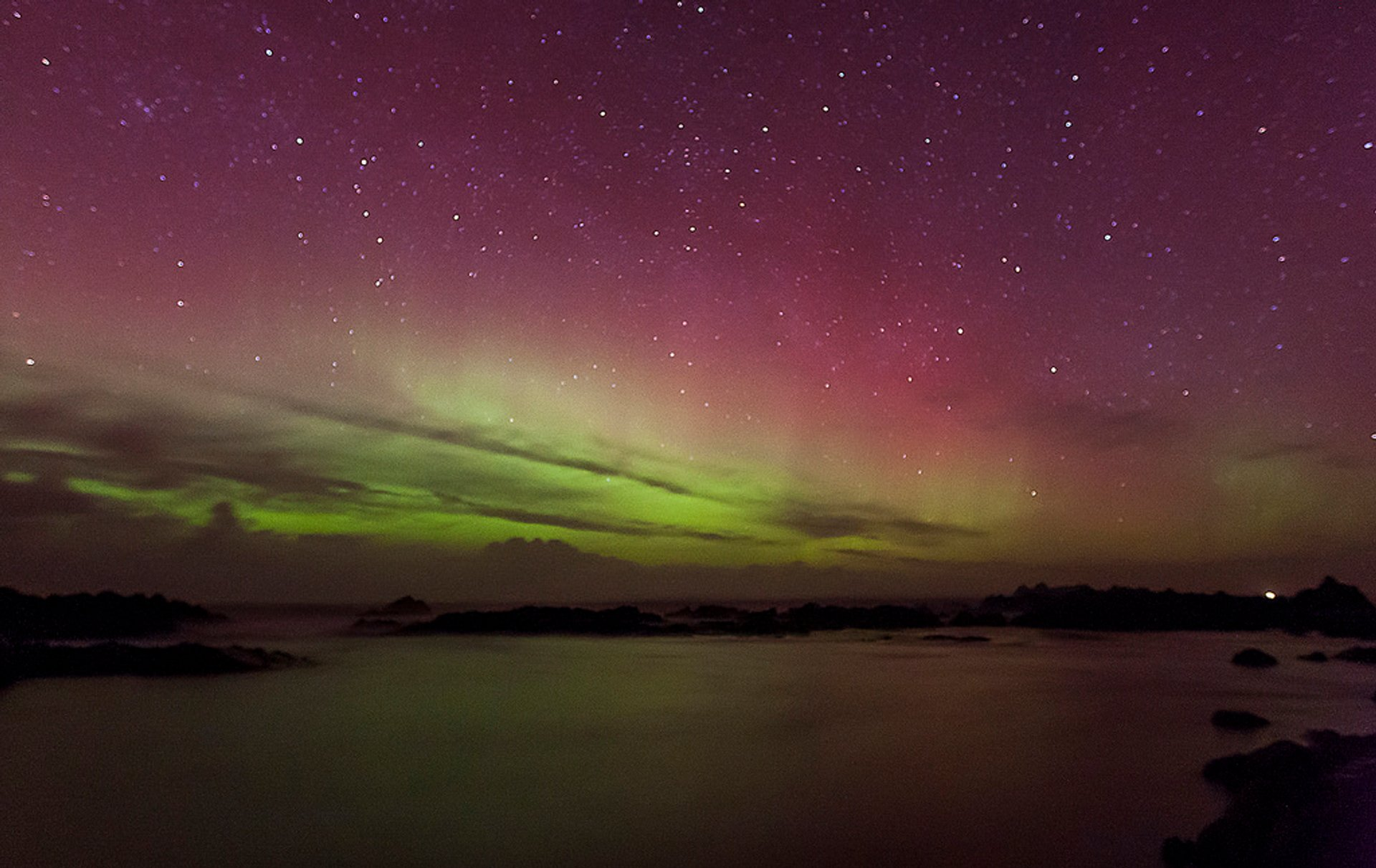 Northern Lights in Ireland 2019 - Best Time