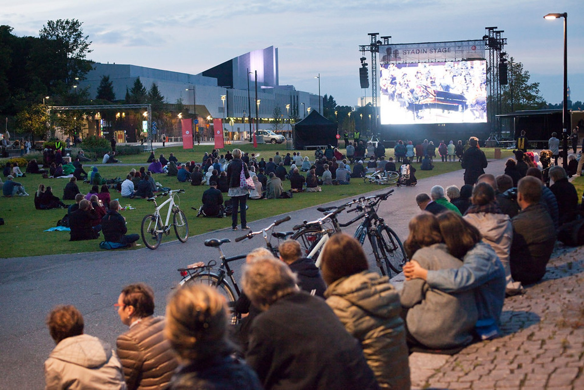 Best time for Helsinki Festival in Finland 2020