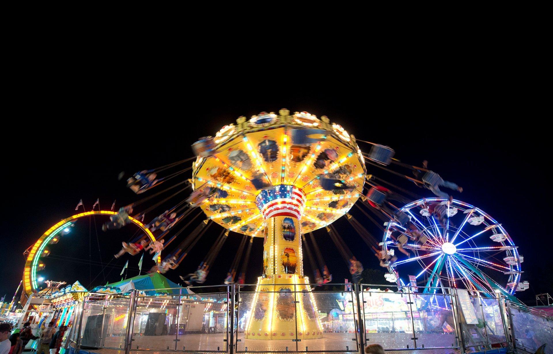 Best time for Arkansas State Fair in Arkansas 2020