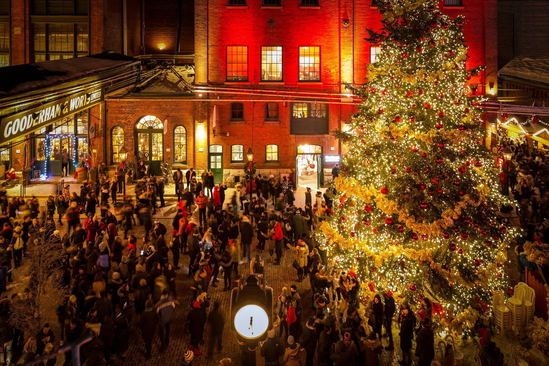 Toronto Christmas Market 2019 Dates Amp Map