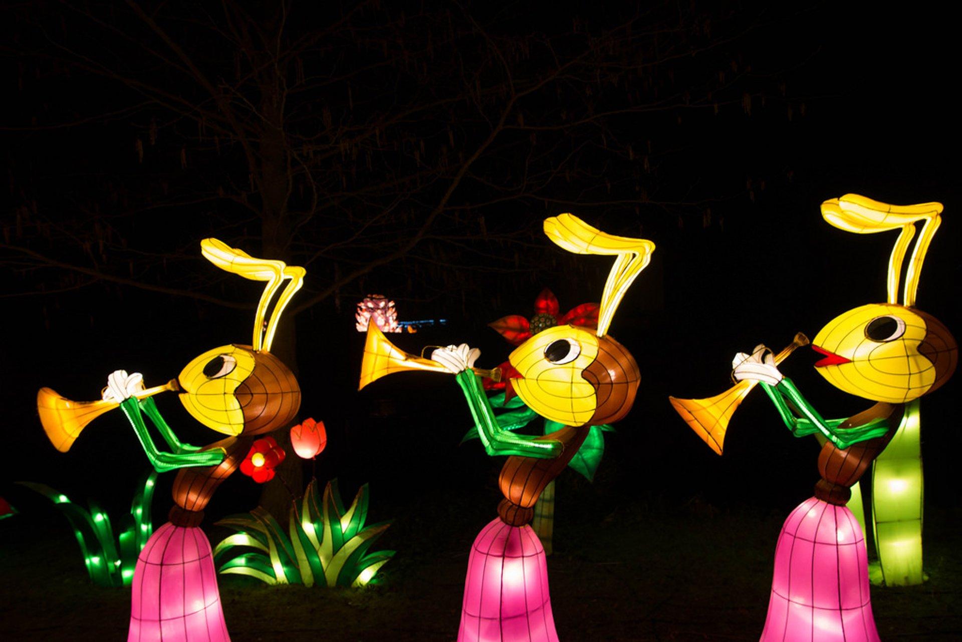 Lightopia Festival London (formerly Magical Lantern Festival) in London - Best Season 2020