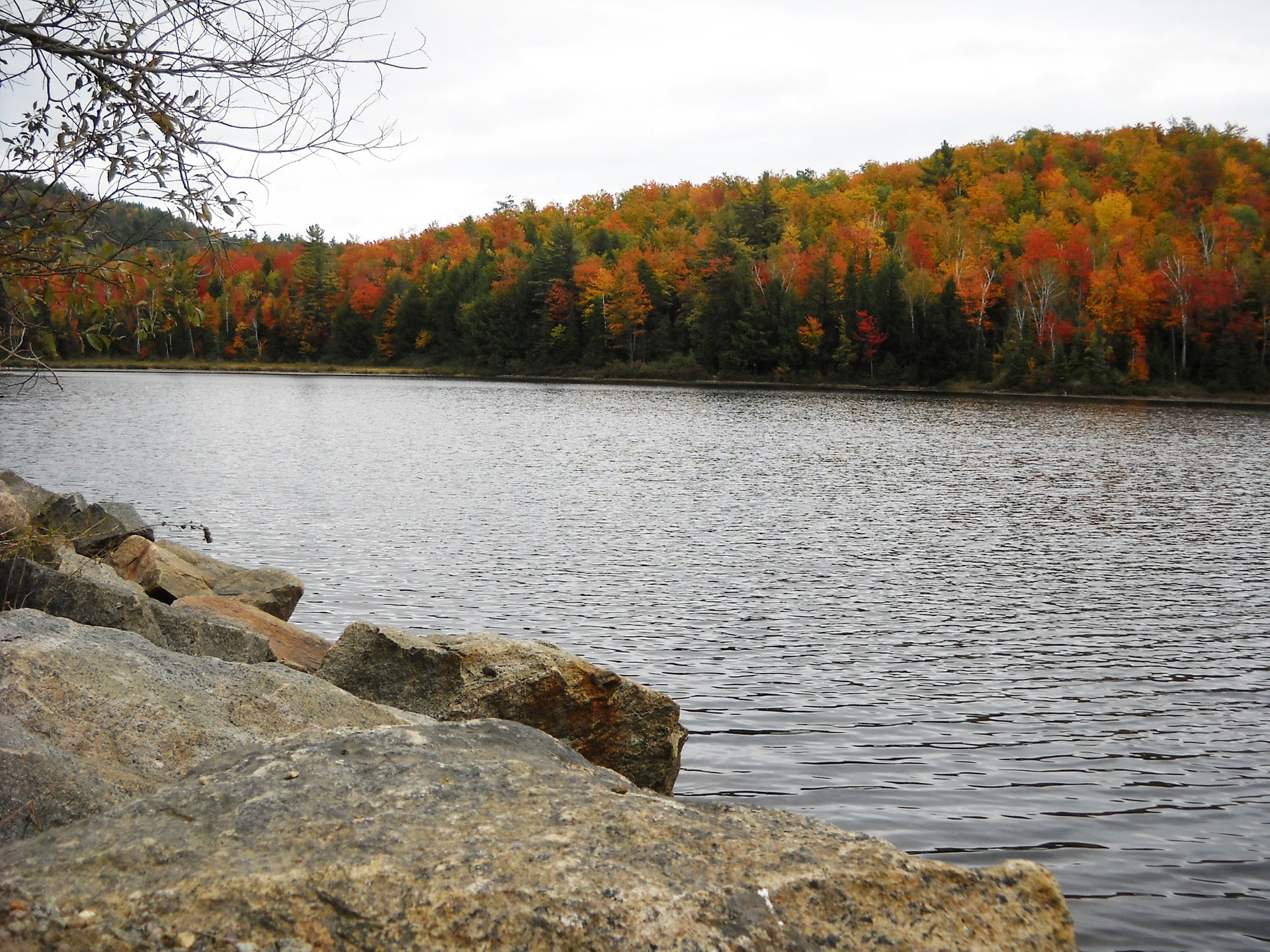 Best time to see Adirondack Lakes in New York State 2020