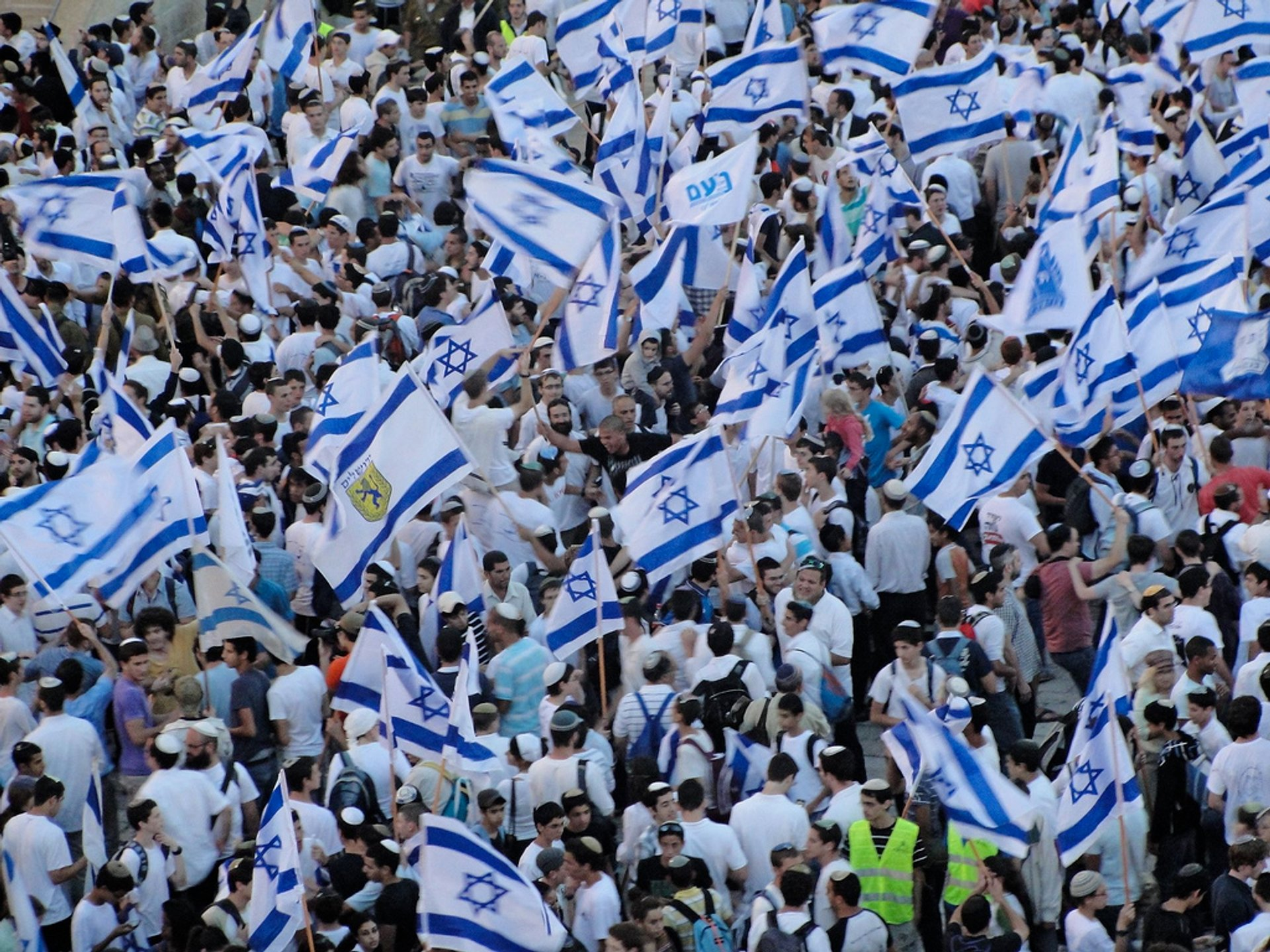 Jerusalem Day in Israel - Best Time